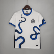 """A snake will be depicted on the guest uniform of """"Inter"""""""