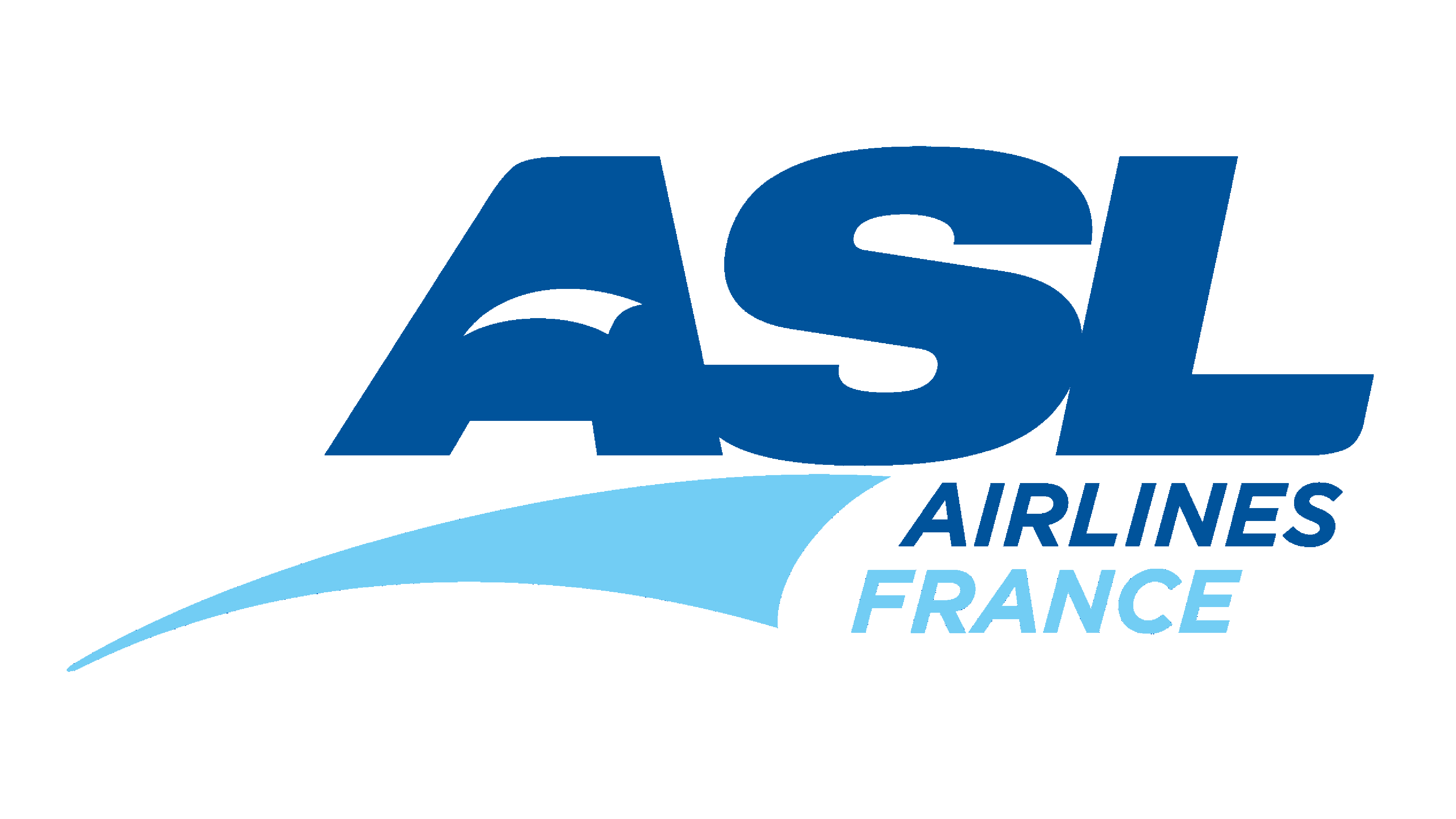 ASL Airlines France Logo Logo