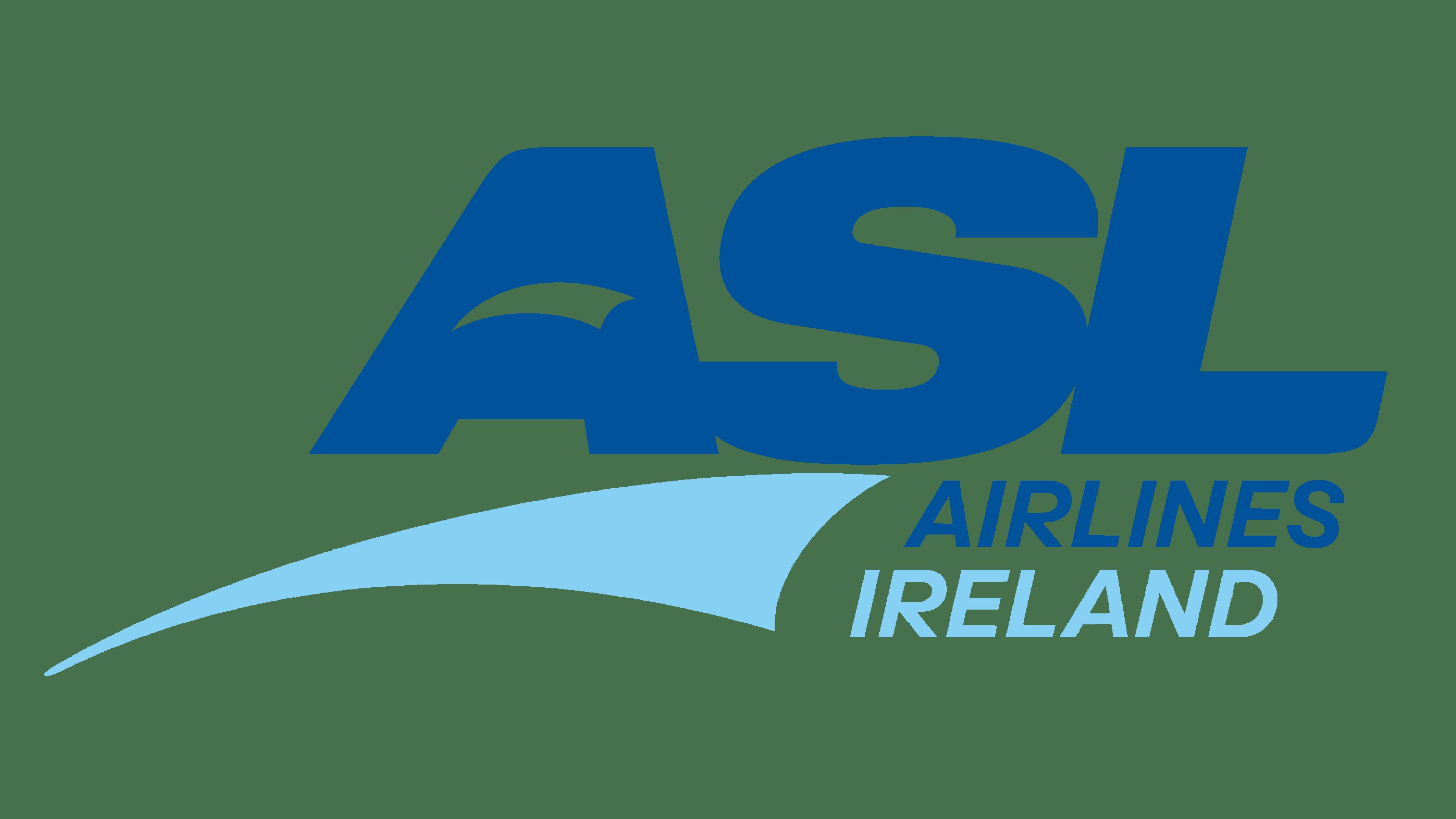 ASL Airlines Ireland Logo Logo