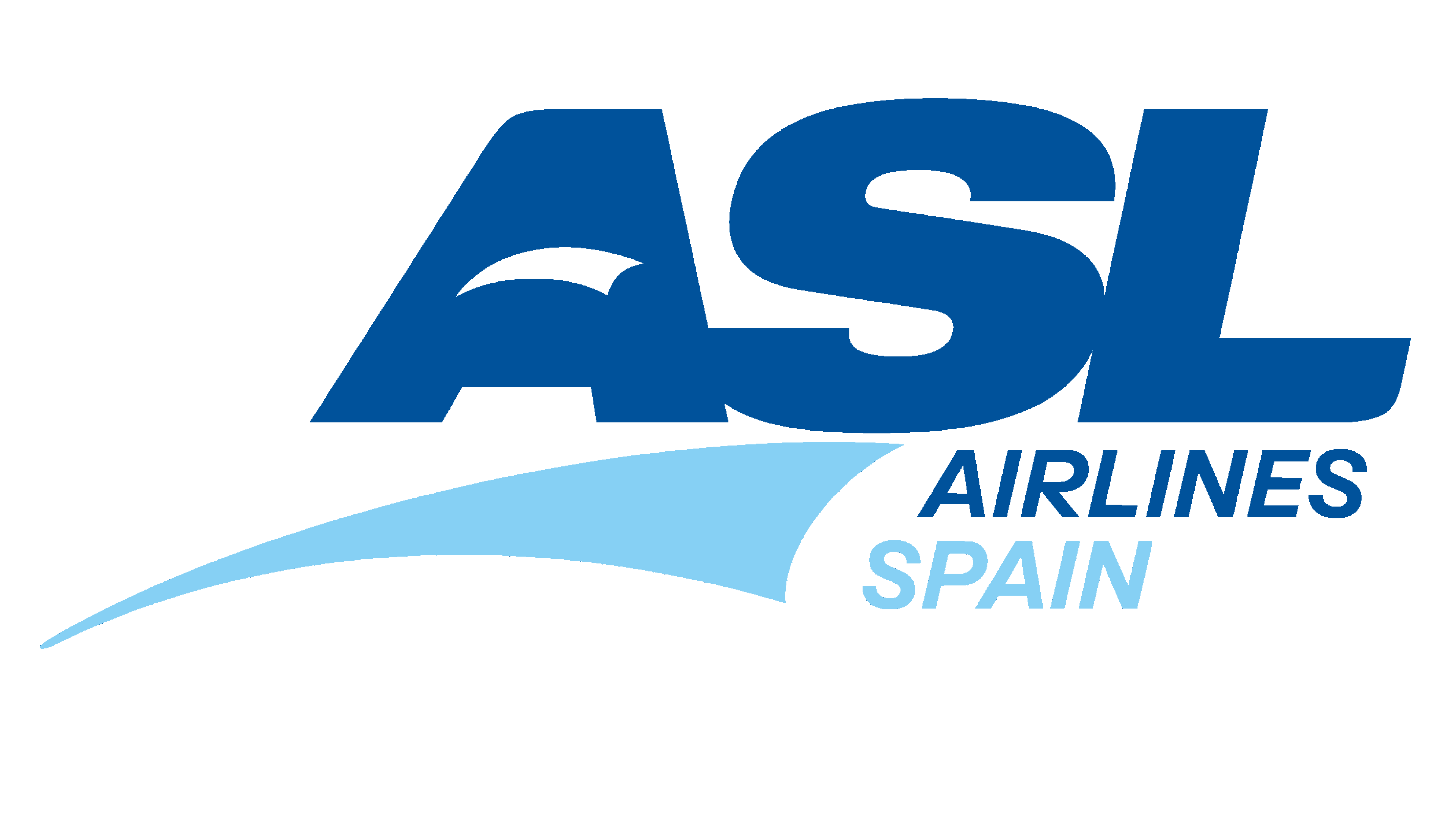 ASL Airlines Spain Logo Logo