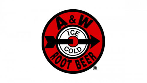 A&W Root Beer Logo 1948