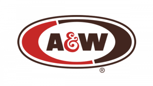A&W Root Beer Logo 1968