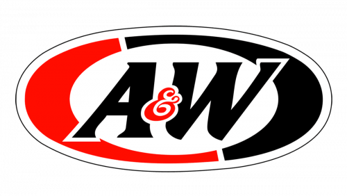 A&W Root Beer Logo 1995