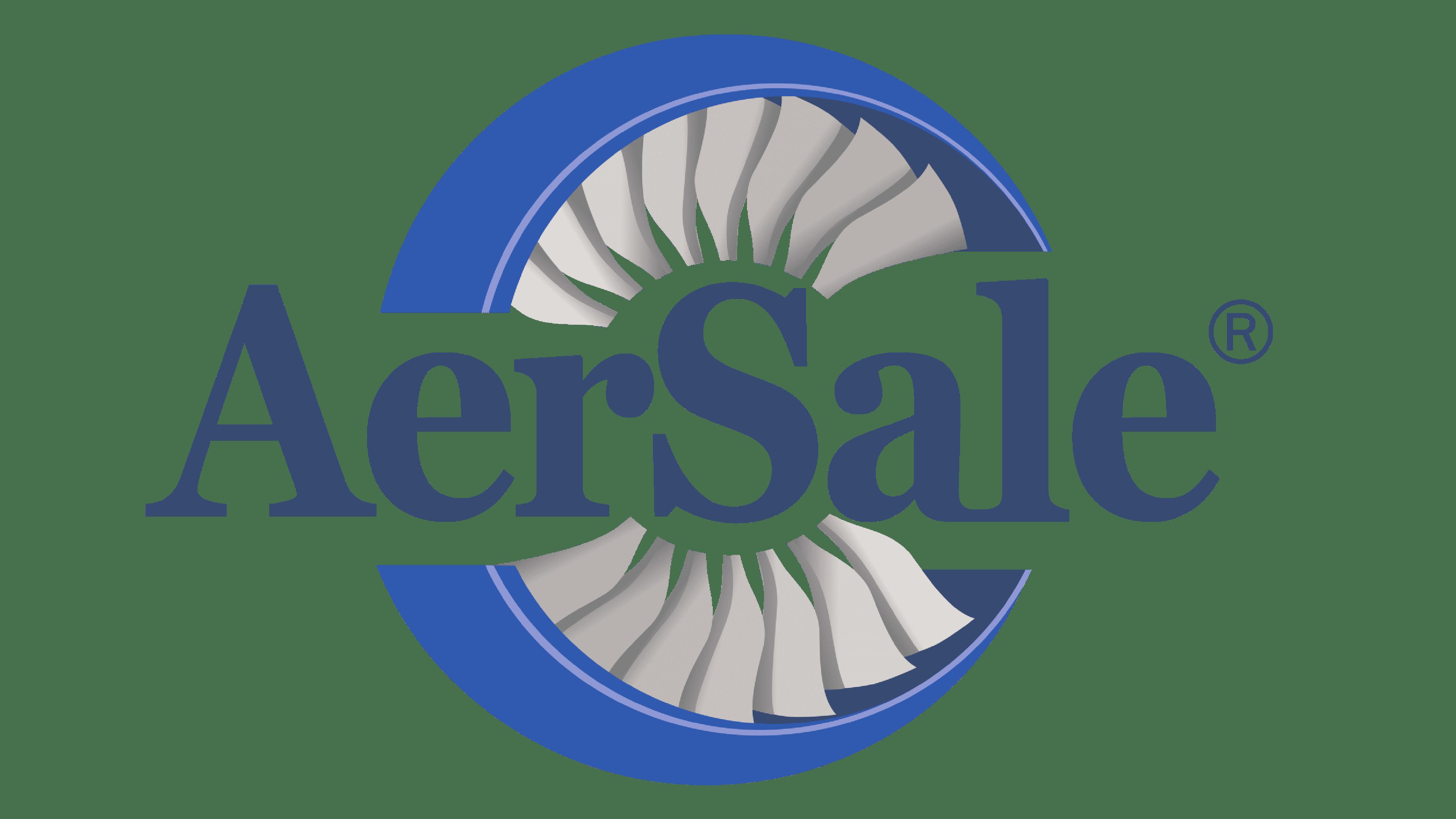 AerSale Logo Logo