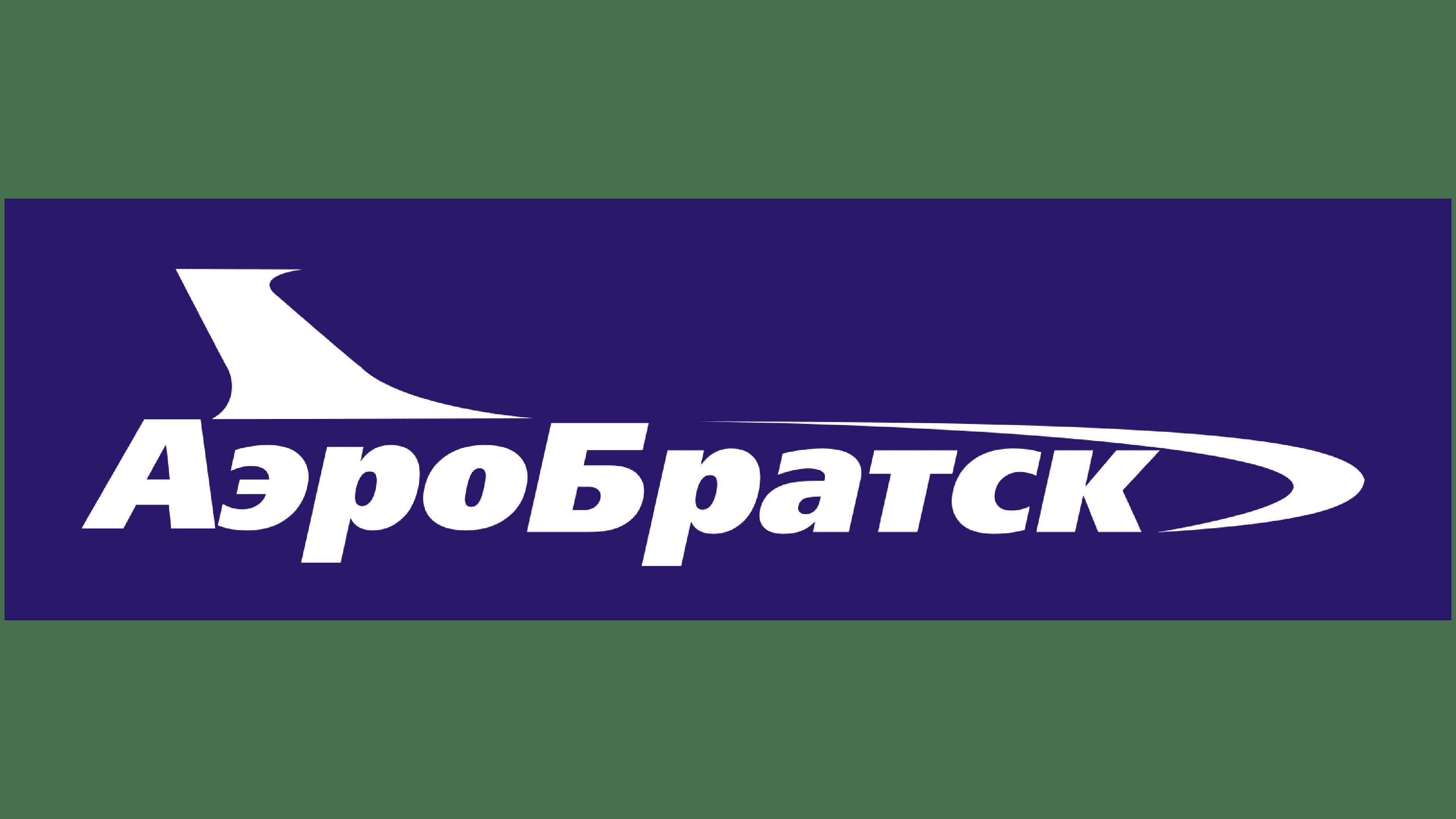 AeroBratsk Logo Logo