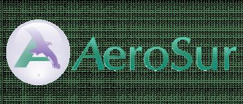 AeroSur Logo Logo