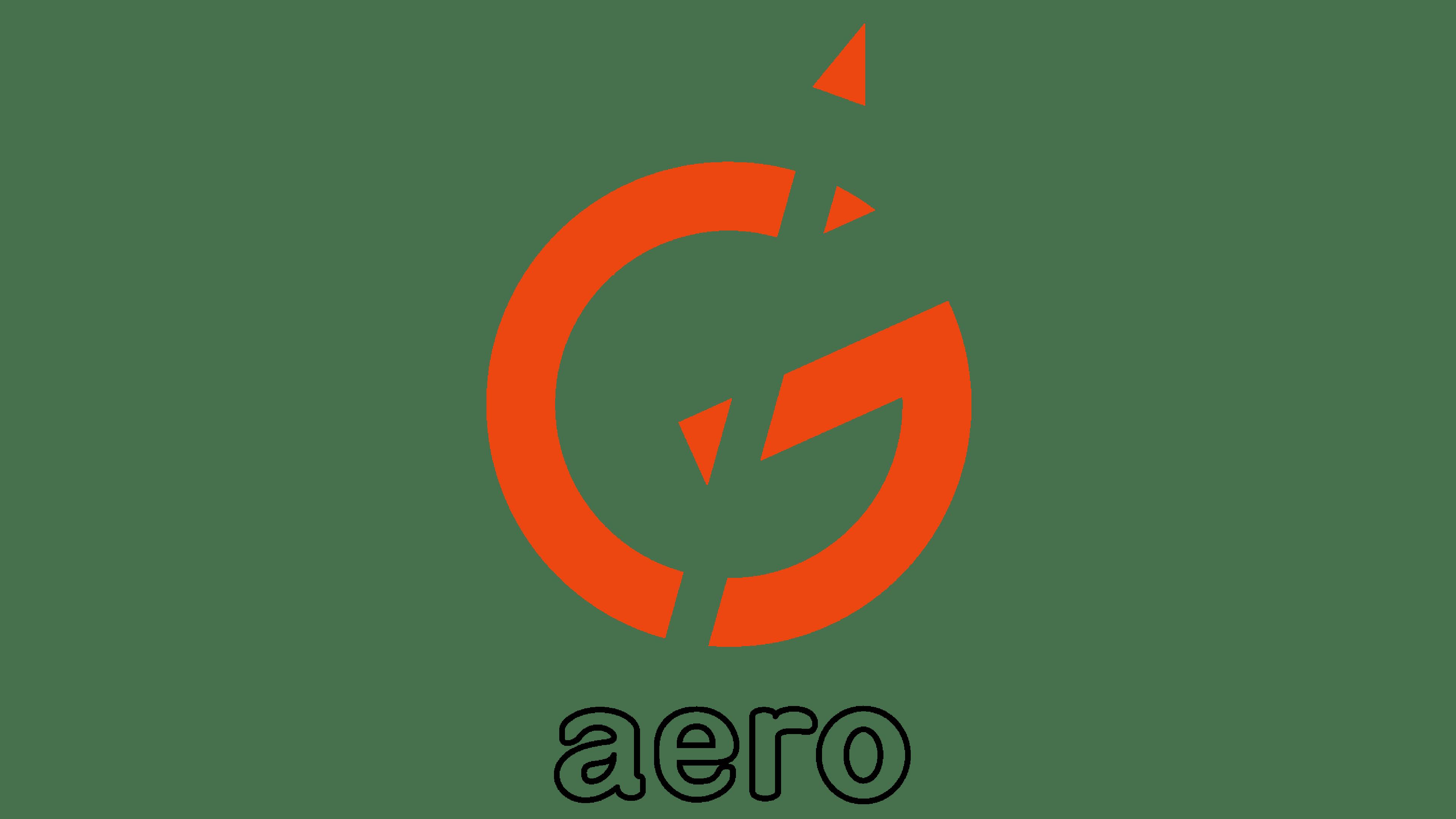Aerogem Aviation Logo Logo