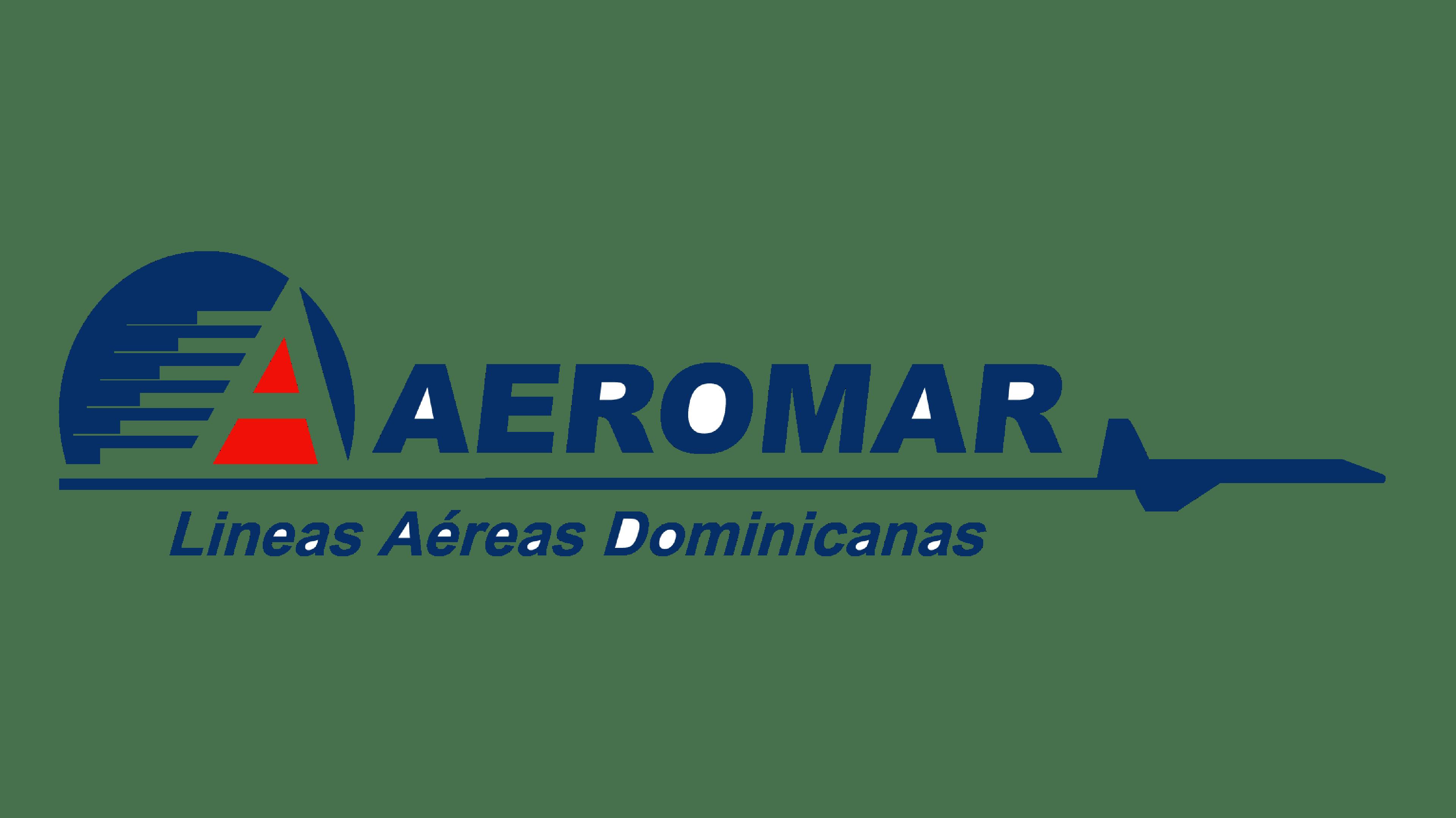 Aeromar Líneas Aéreas Dominicanas Logo Logo