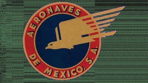 Aeroméxico Logo 1953