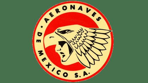 Aeroméxico Logo 1960