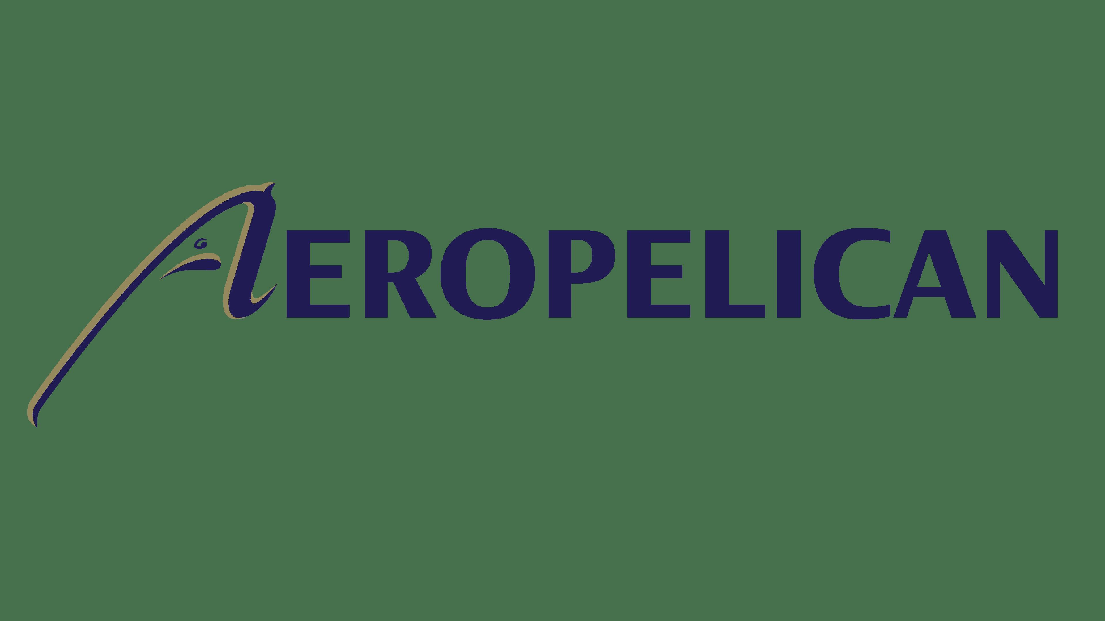 Aeropelican Air Services Logo Logo