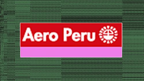Aeroperú Logo 1973