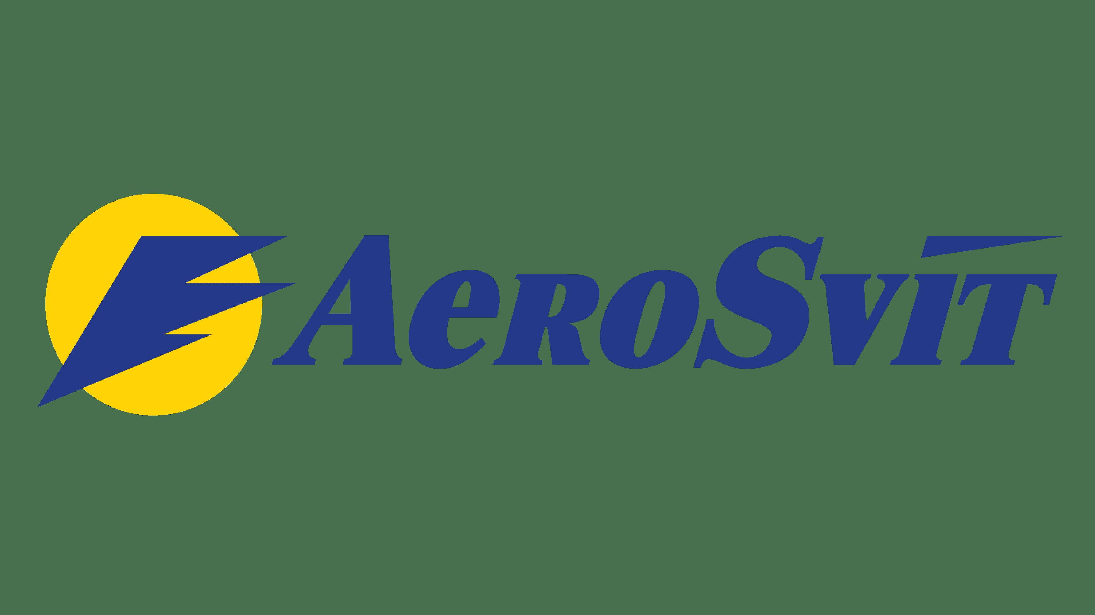 Aerosvit Airlines Logo Logo