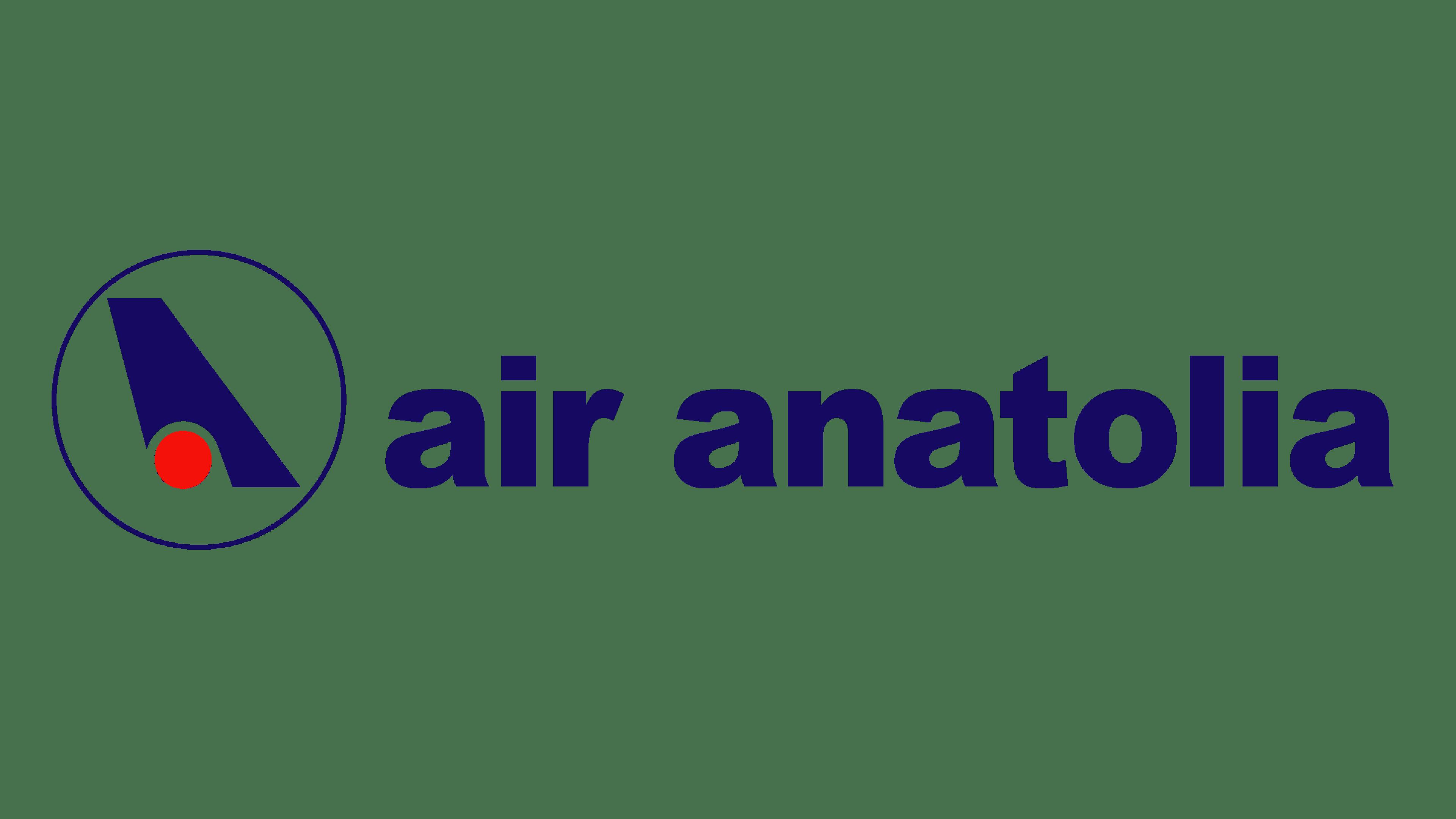 Air Anatolia Logo Logo