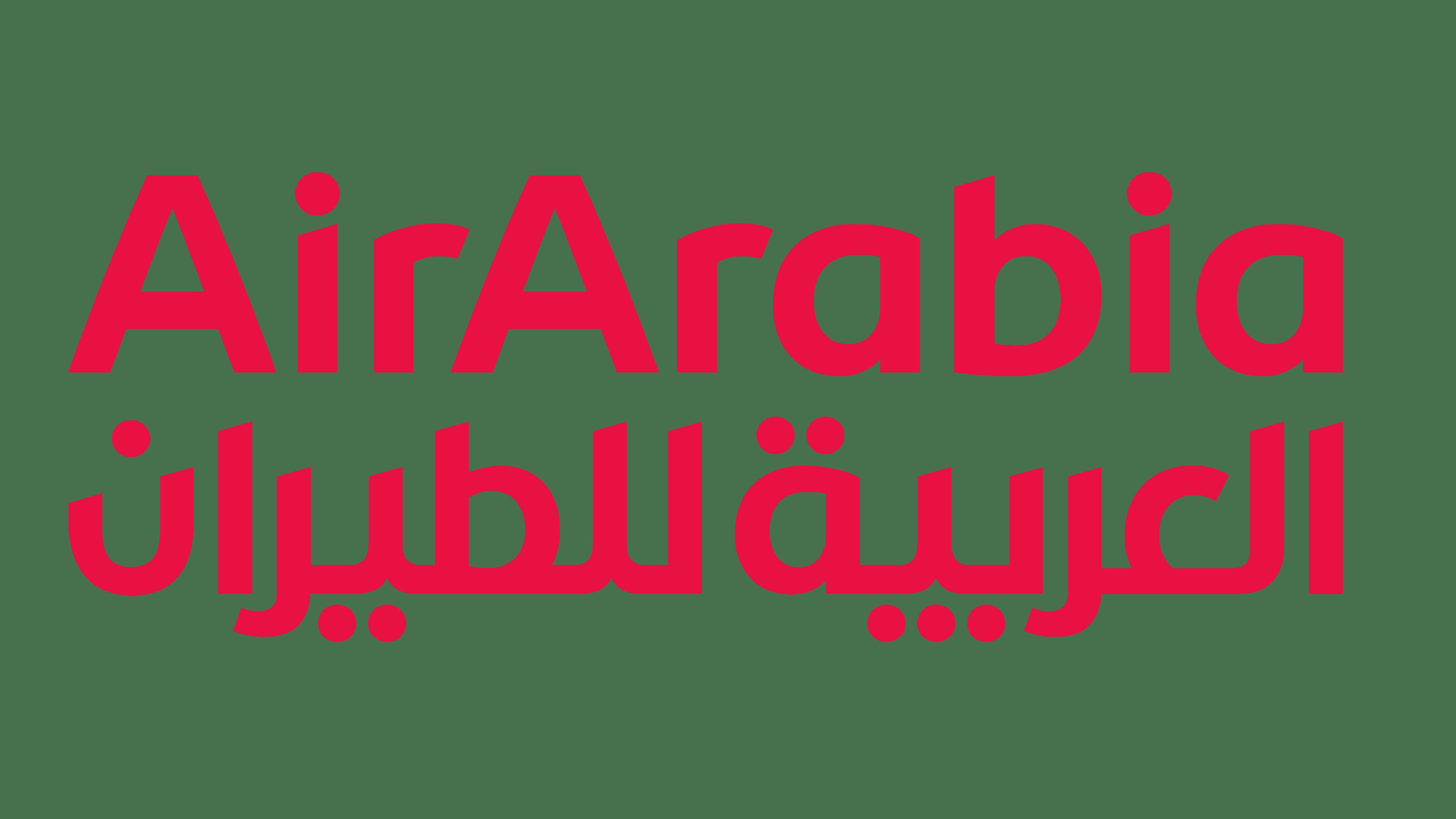 Air Arabia Logo Logo