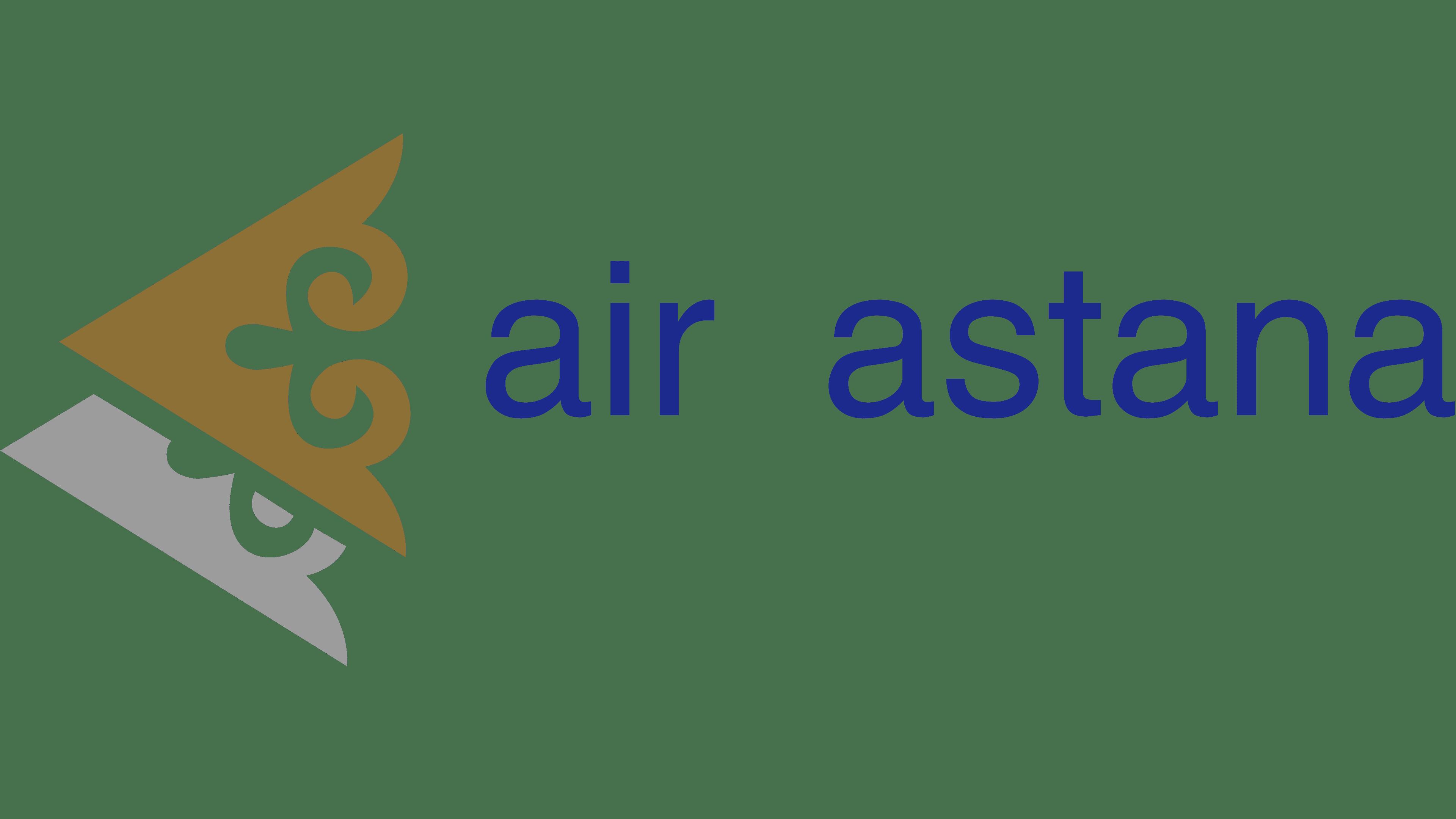 Air Astana Logo Logo