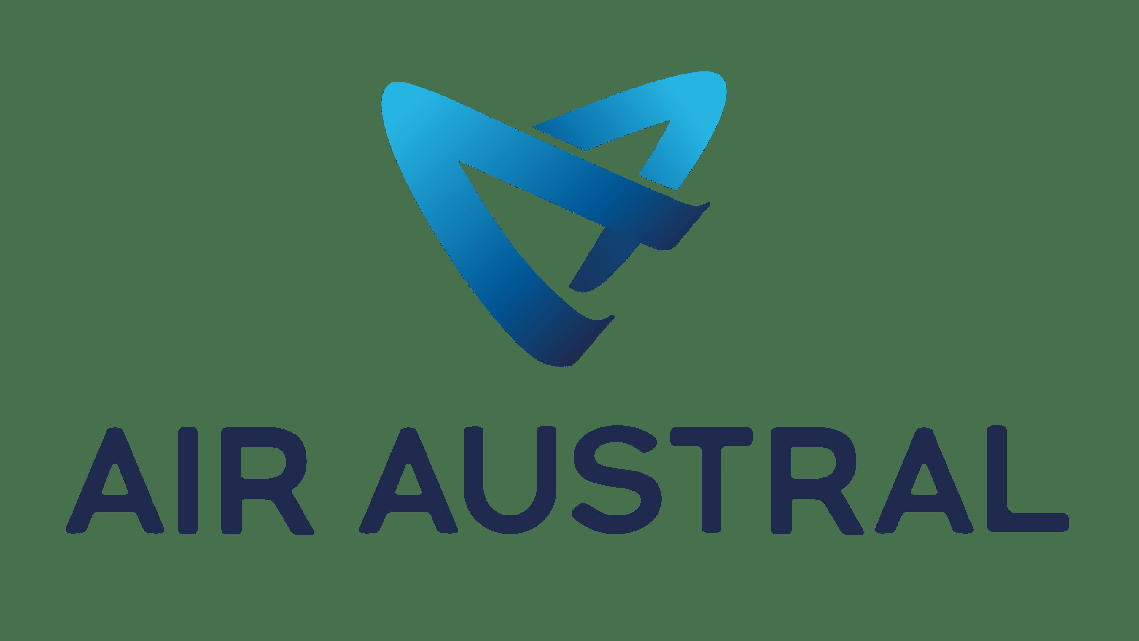 Air Austral Logo Logo