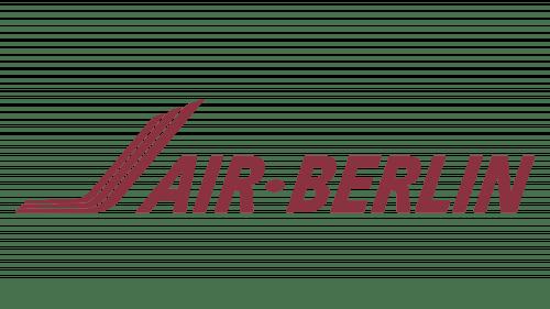 Air Berlin Logo 1986