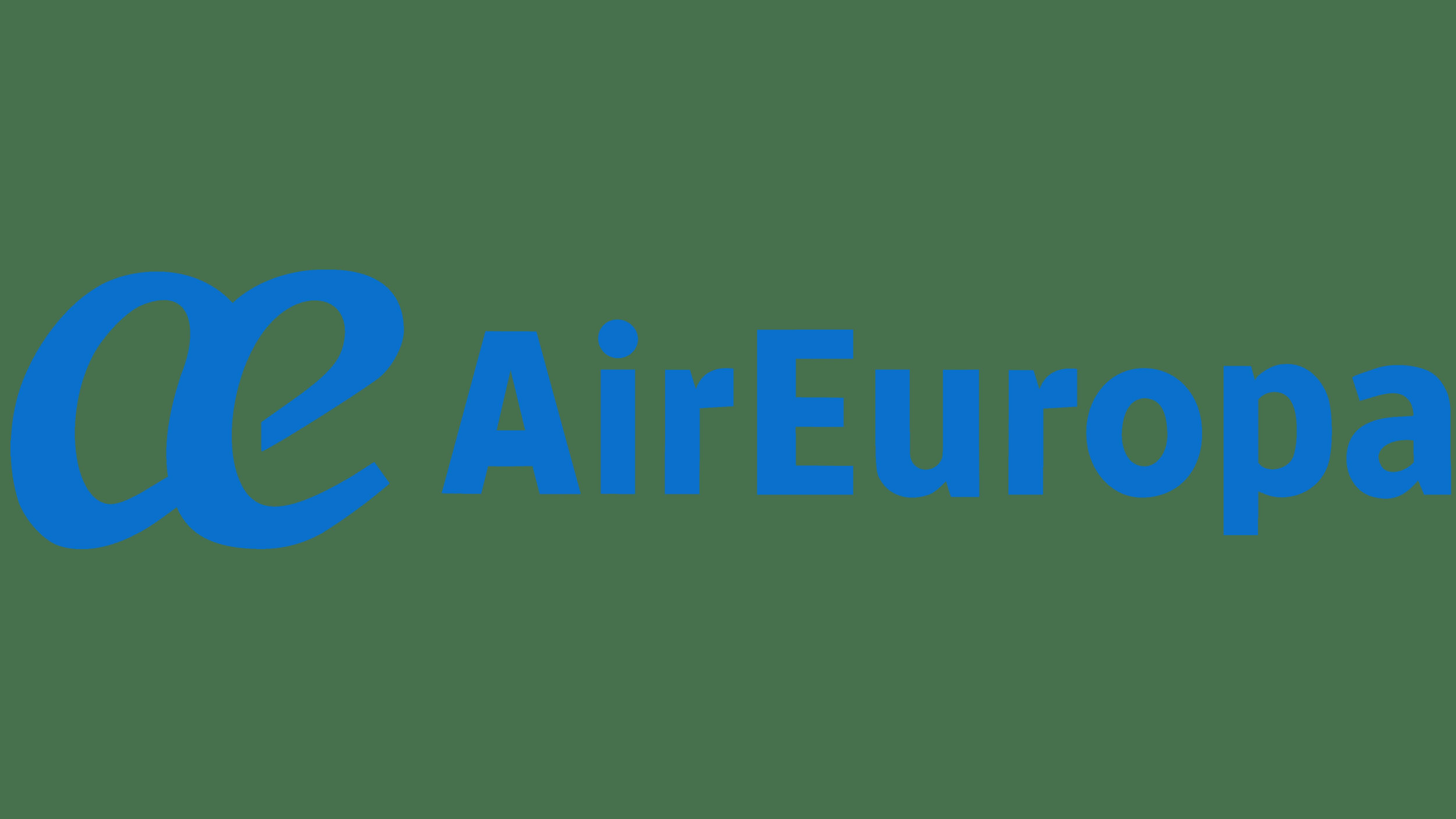 Air Europa Logo Logo