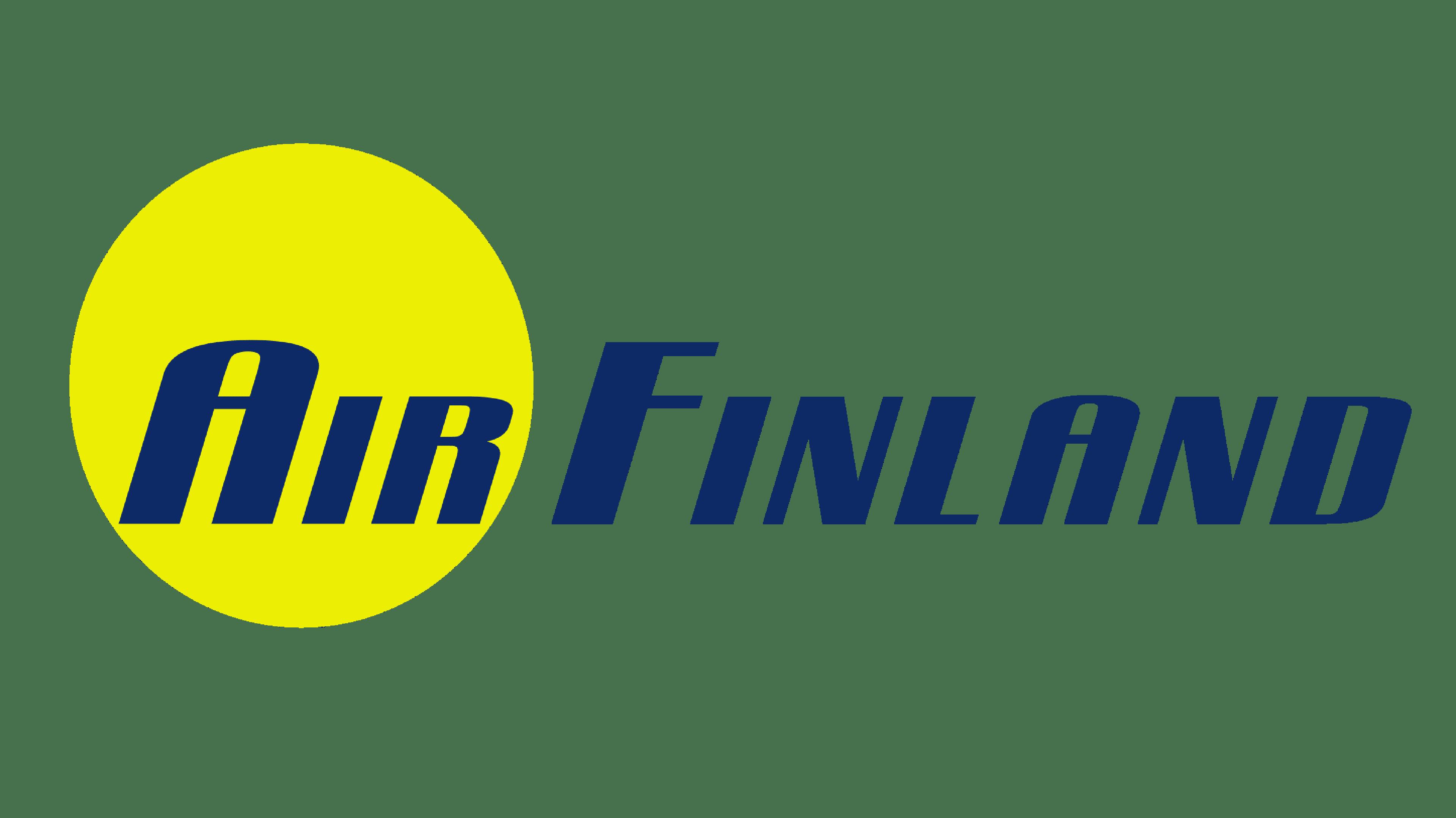 Air Finland Logo Logo