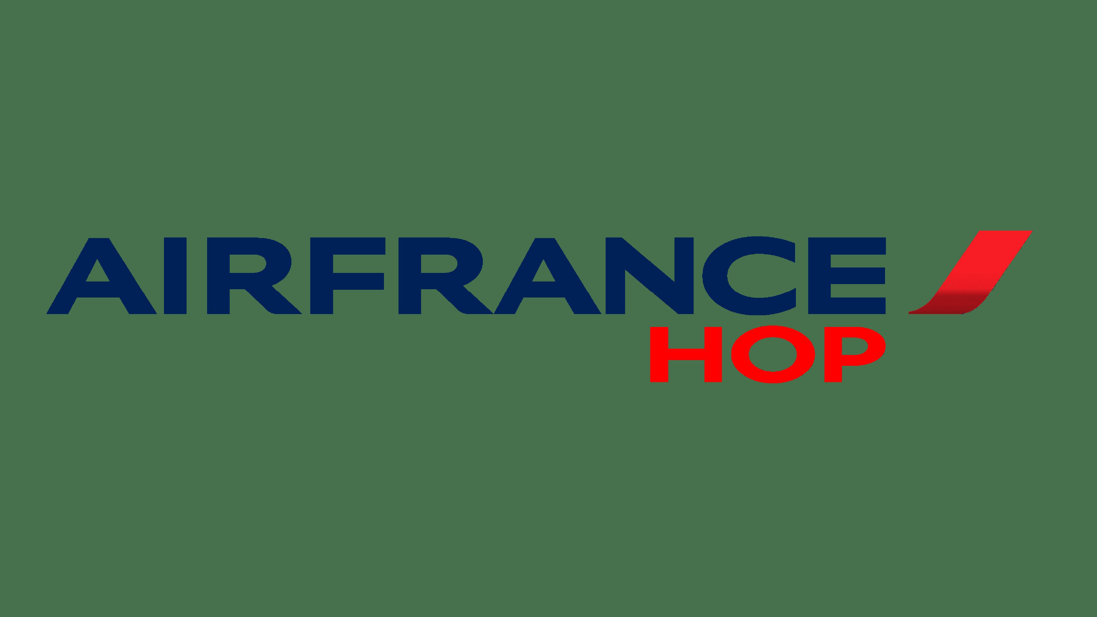 Air France Hop Logo Logo