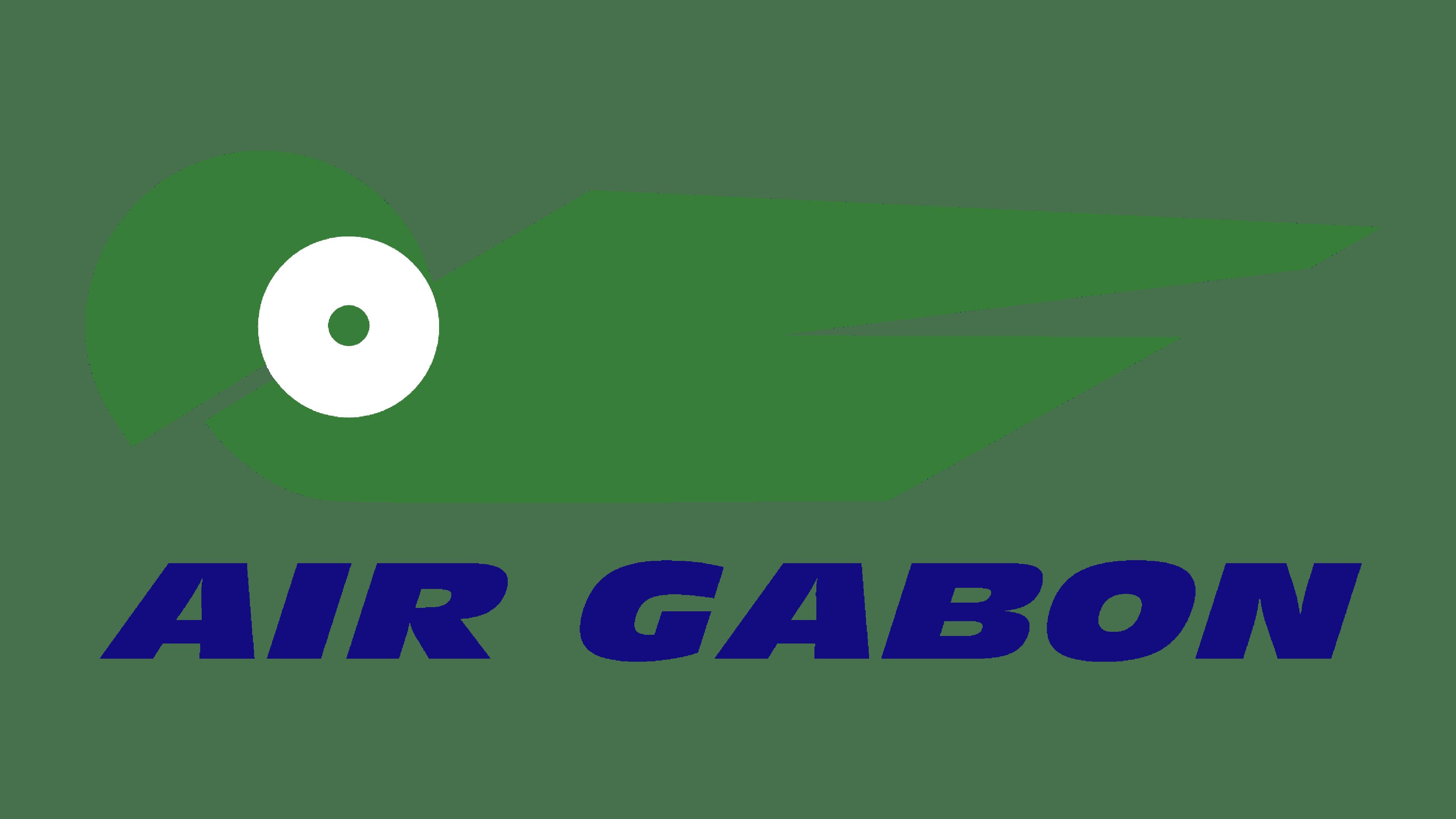 Air Gabon Logo Logo