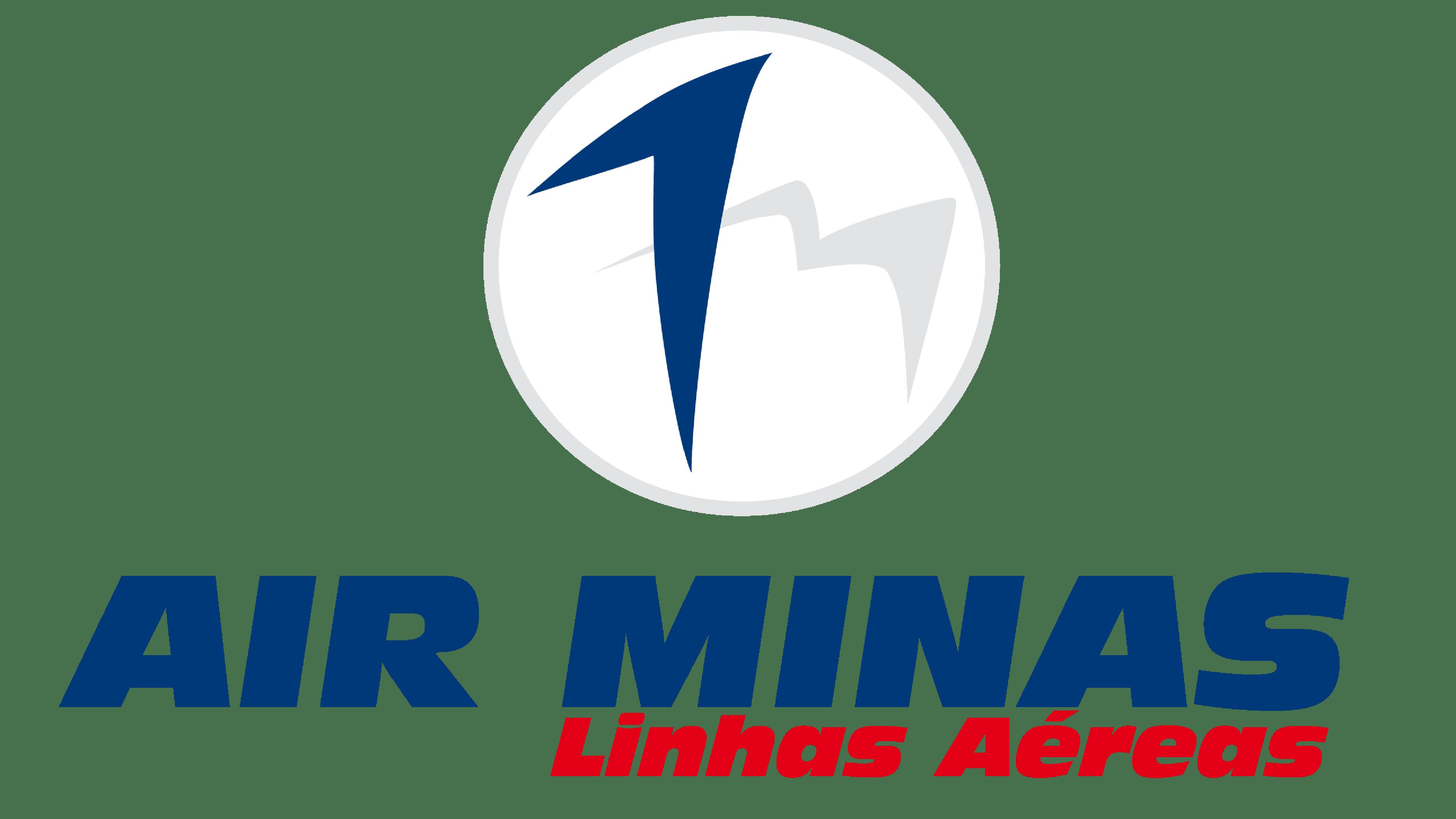 Air Minas Linhas Aéreas Logo Logo