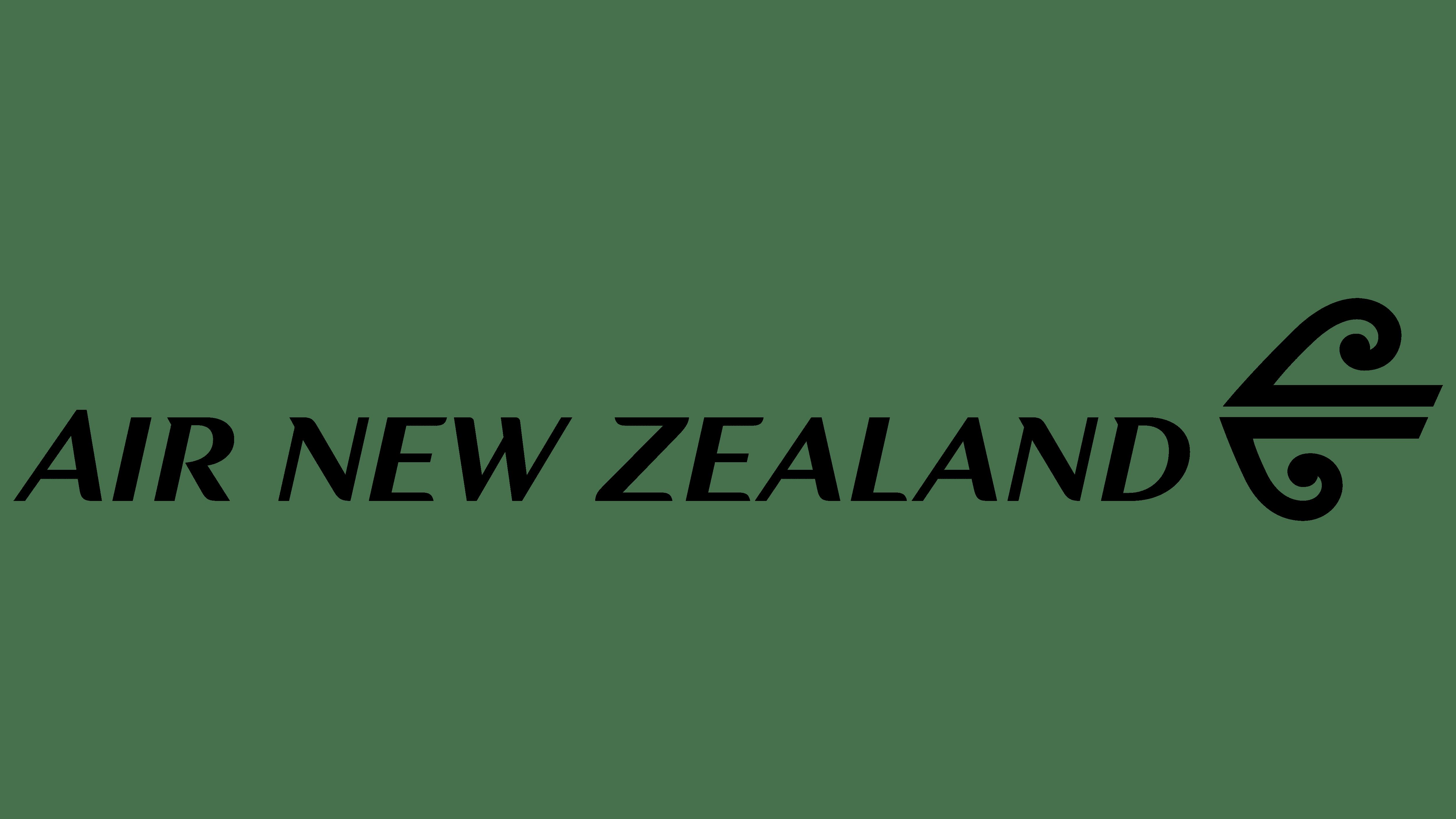 Air New Zealand Logo Logo