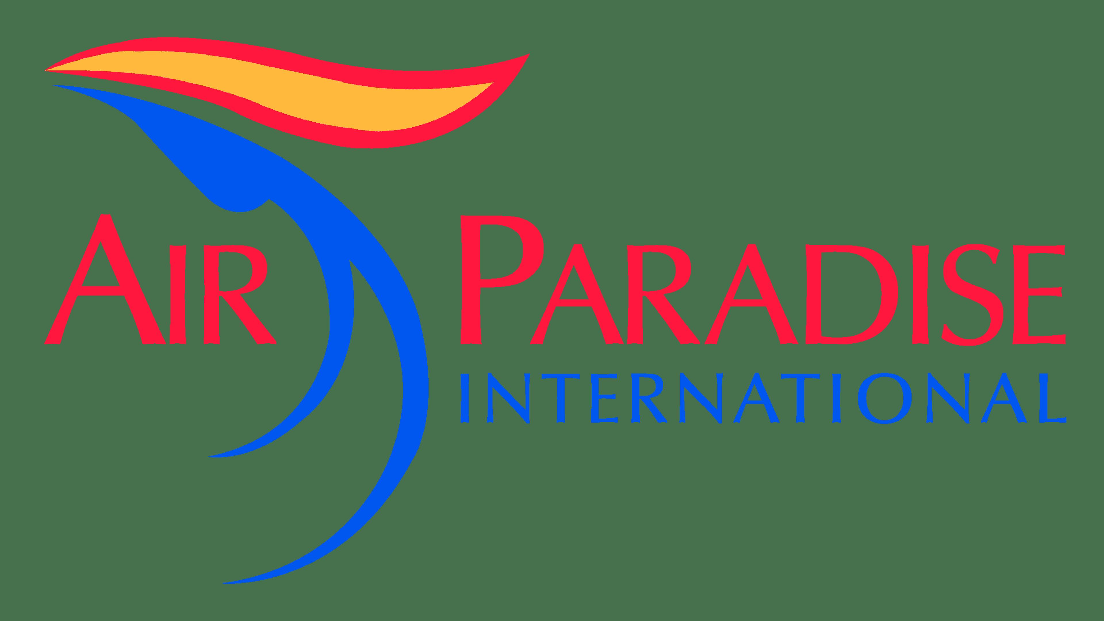 Air Paradise International Logo Logo