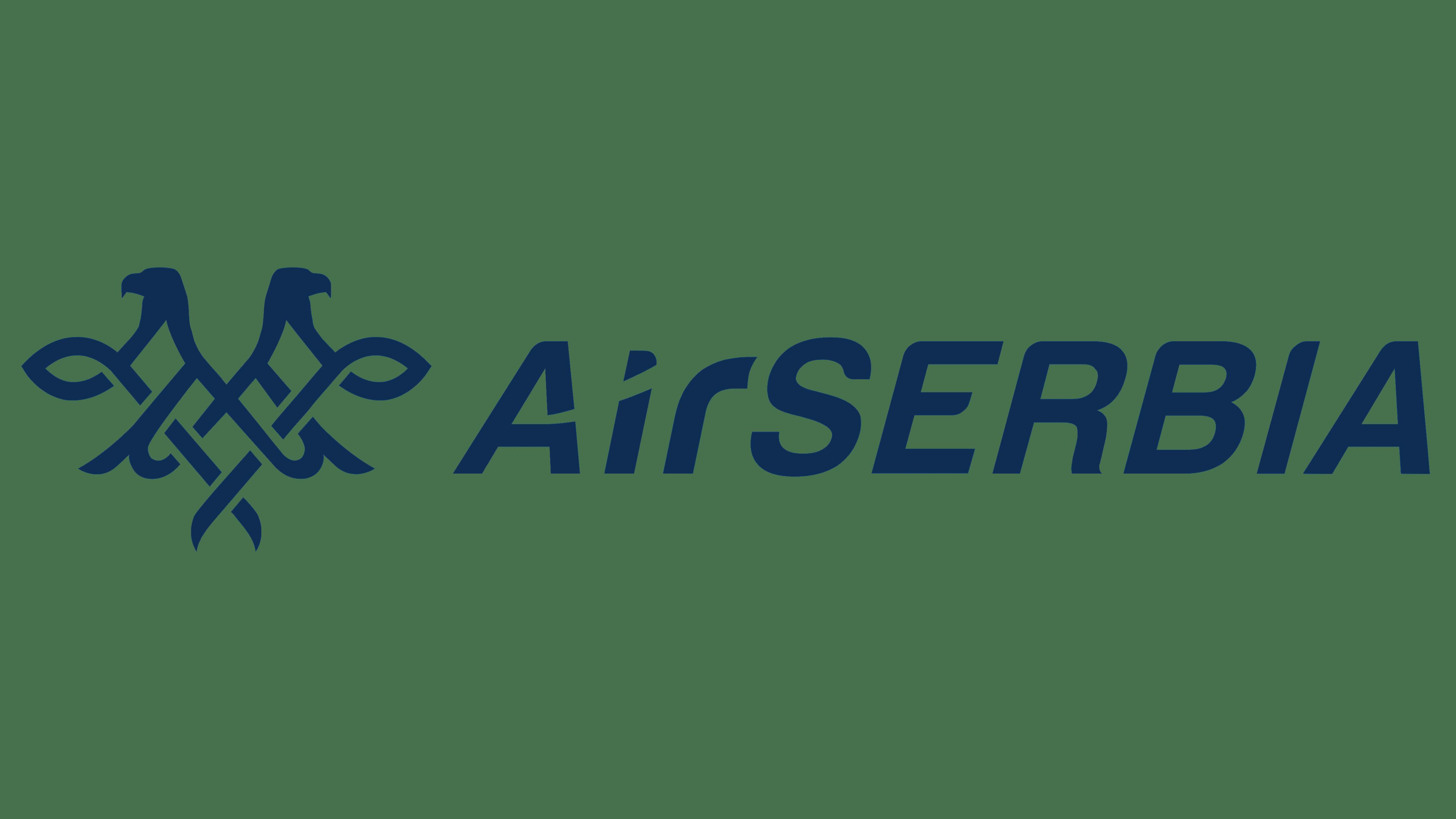 Air Serbia Logo Logo