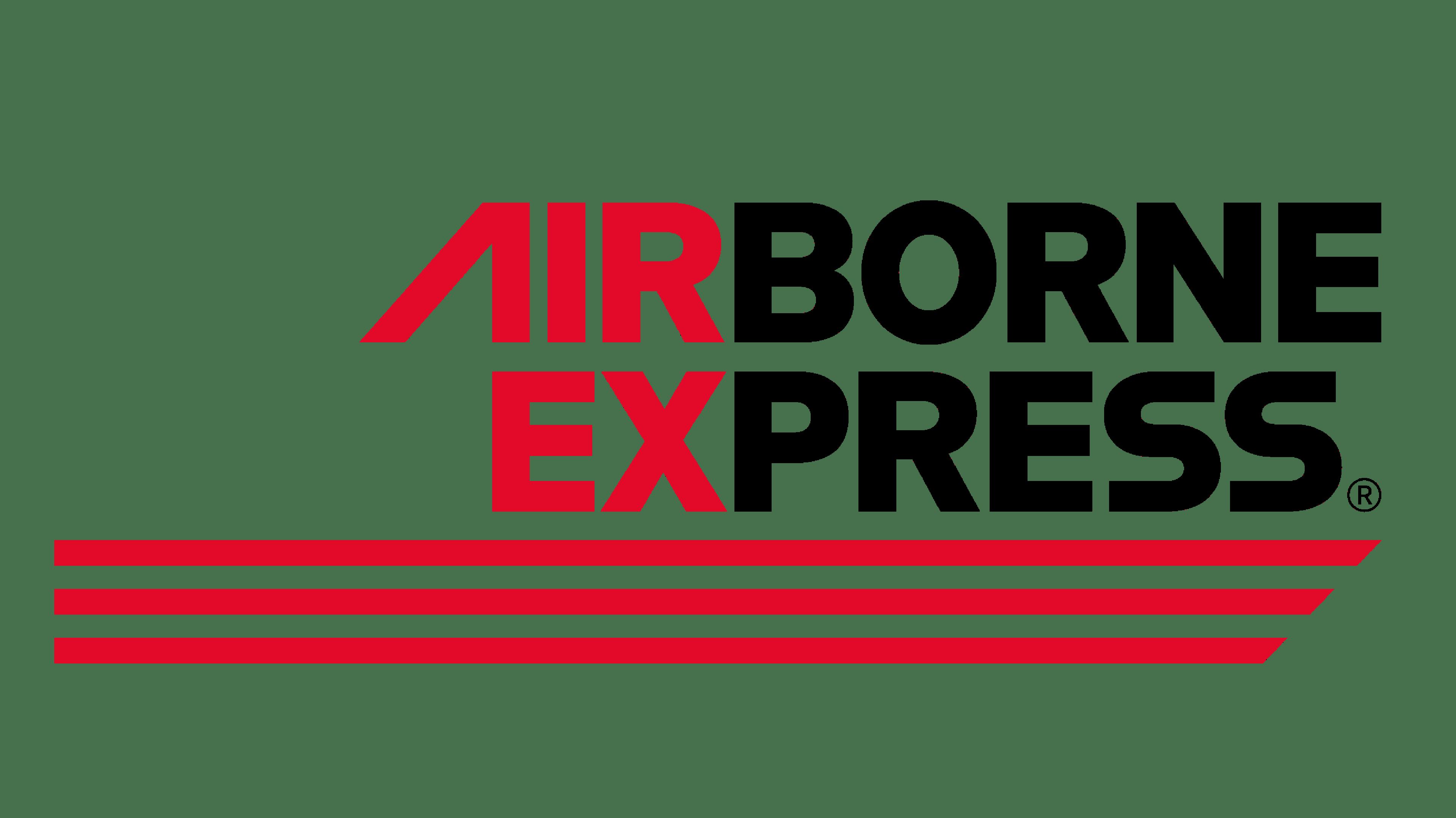 Airborne Express Logo Logo