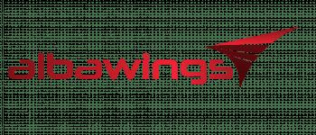 Albawings Logo Logo