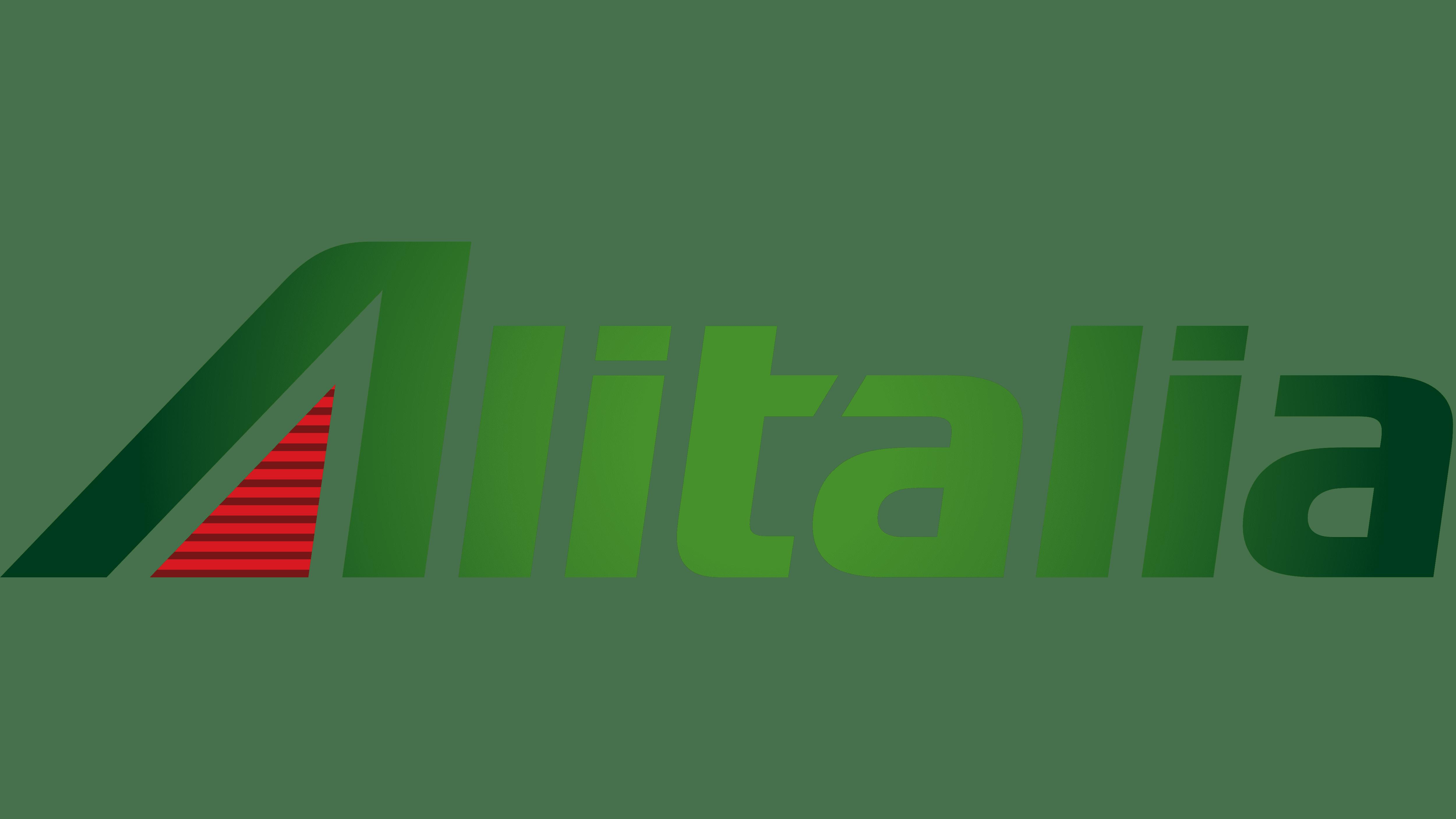 Alitalia Logo Logo