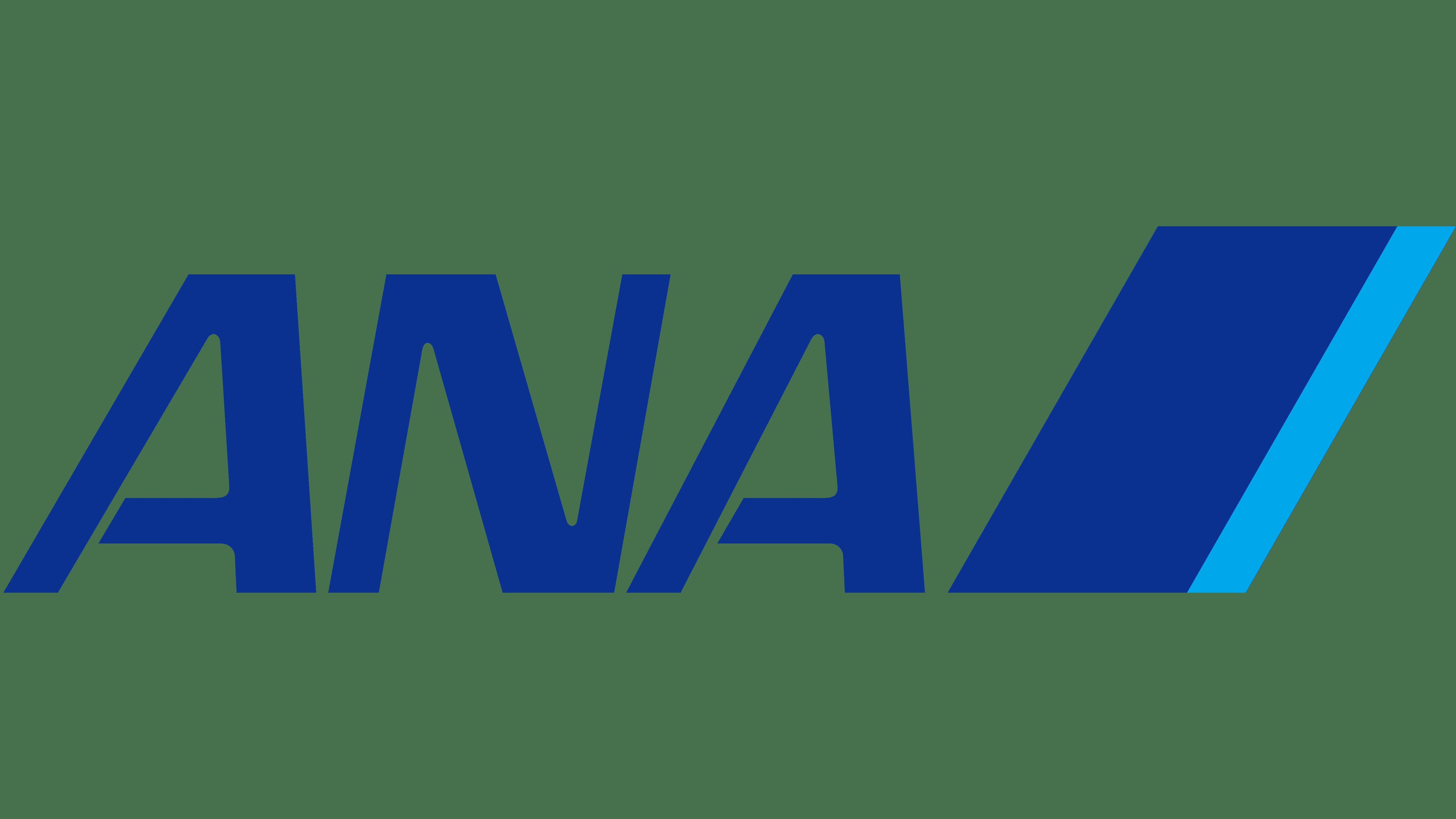 All Nippon Airways Logo Logo