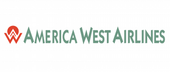 America West Airlines Logo Logo