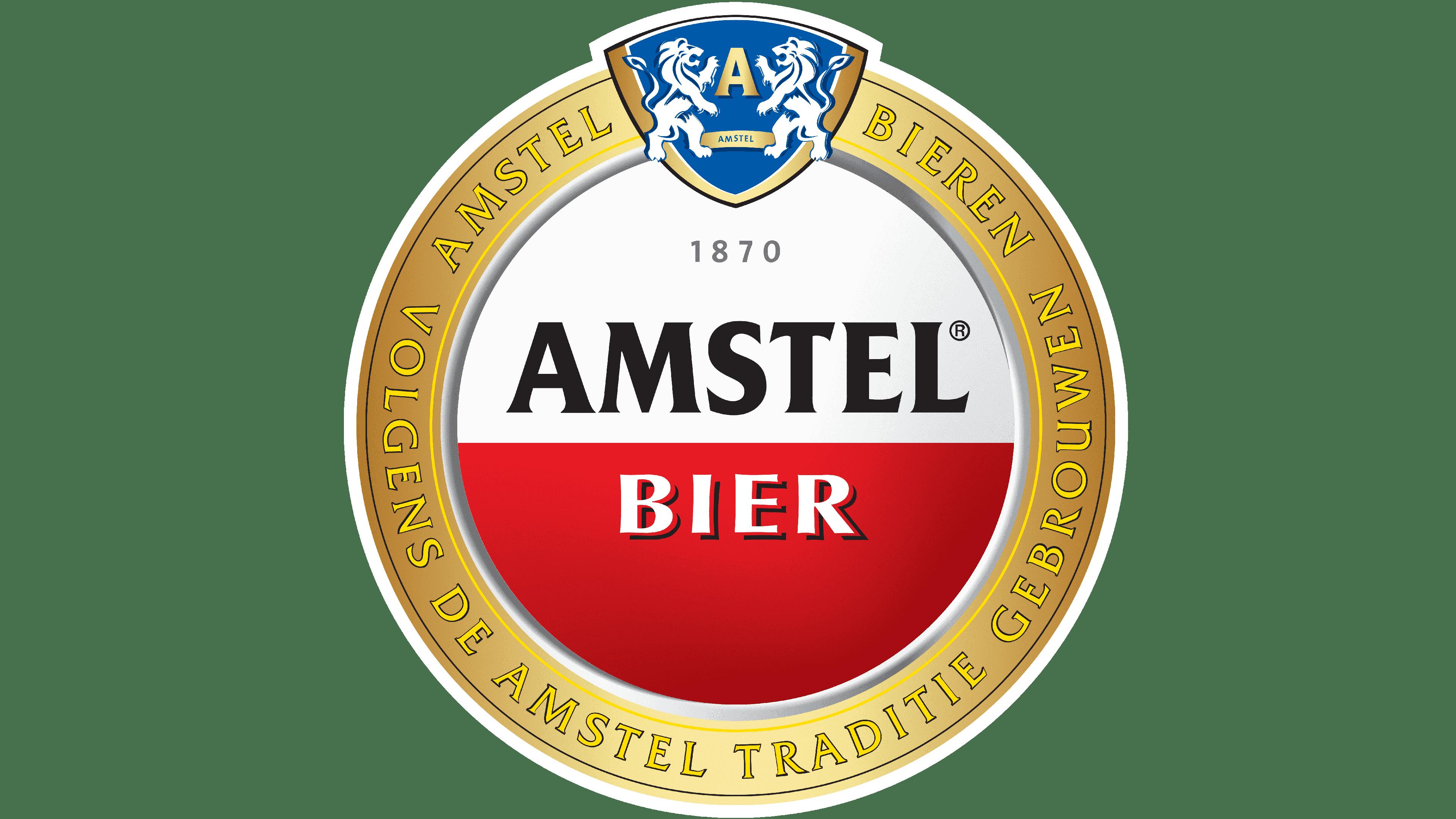 Amstel Logo Logo