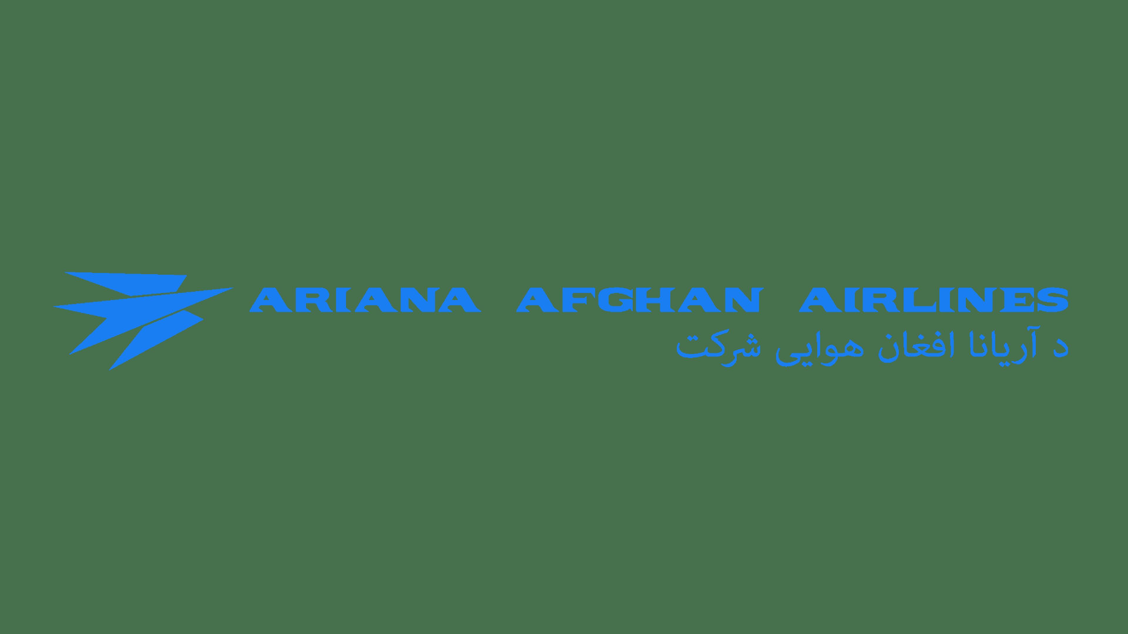 Ariana Afghan Airlines Logo Logo
