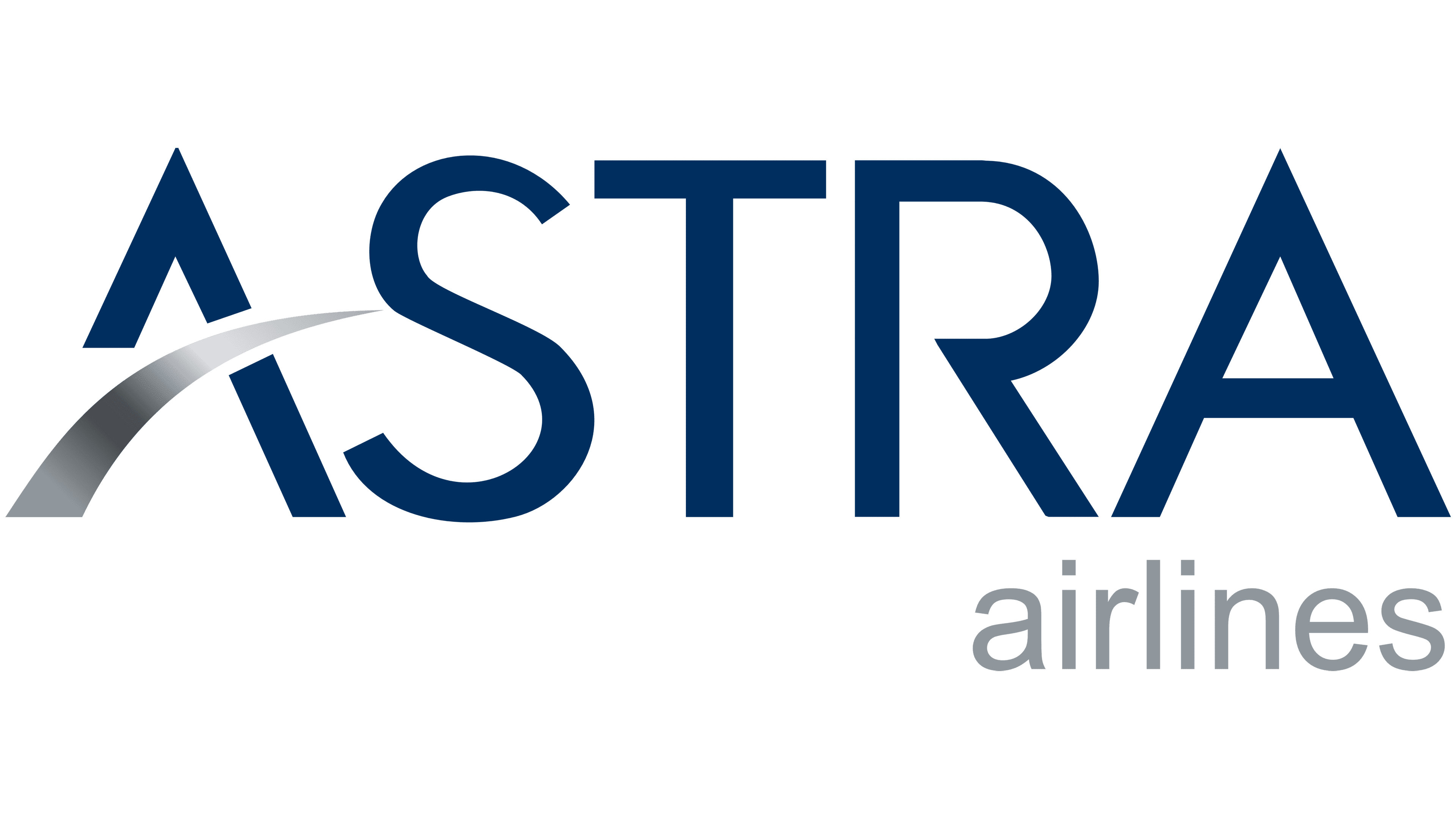 Astra Airlines Logo Logo