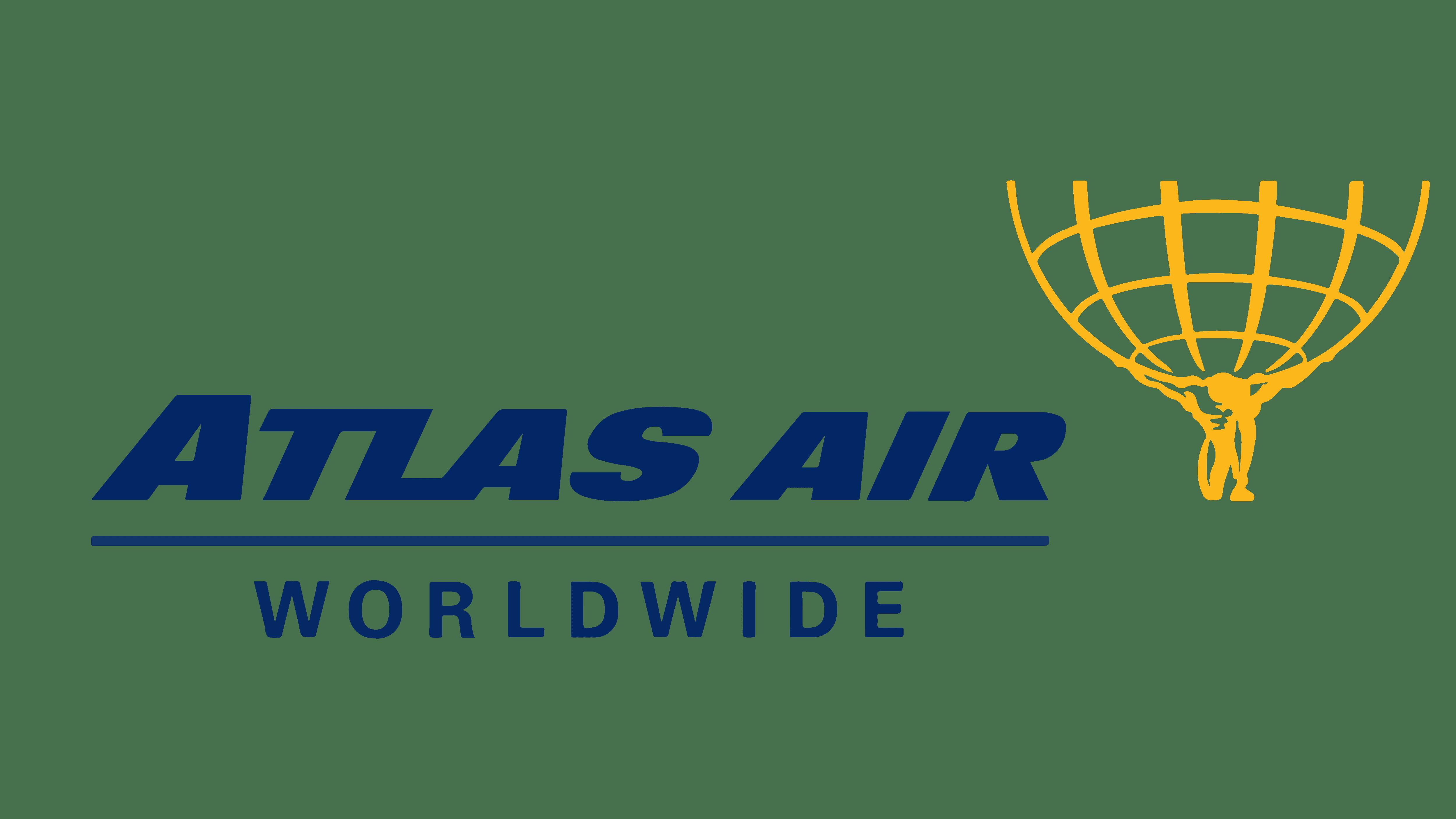 Atlas Air Logo Logo