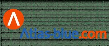 Atlas Blue Logo Logo