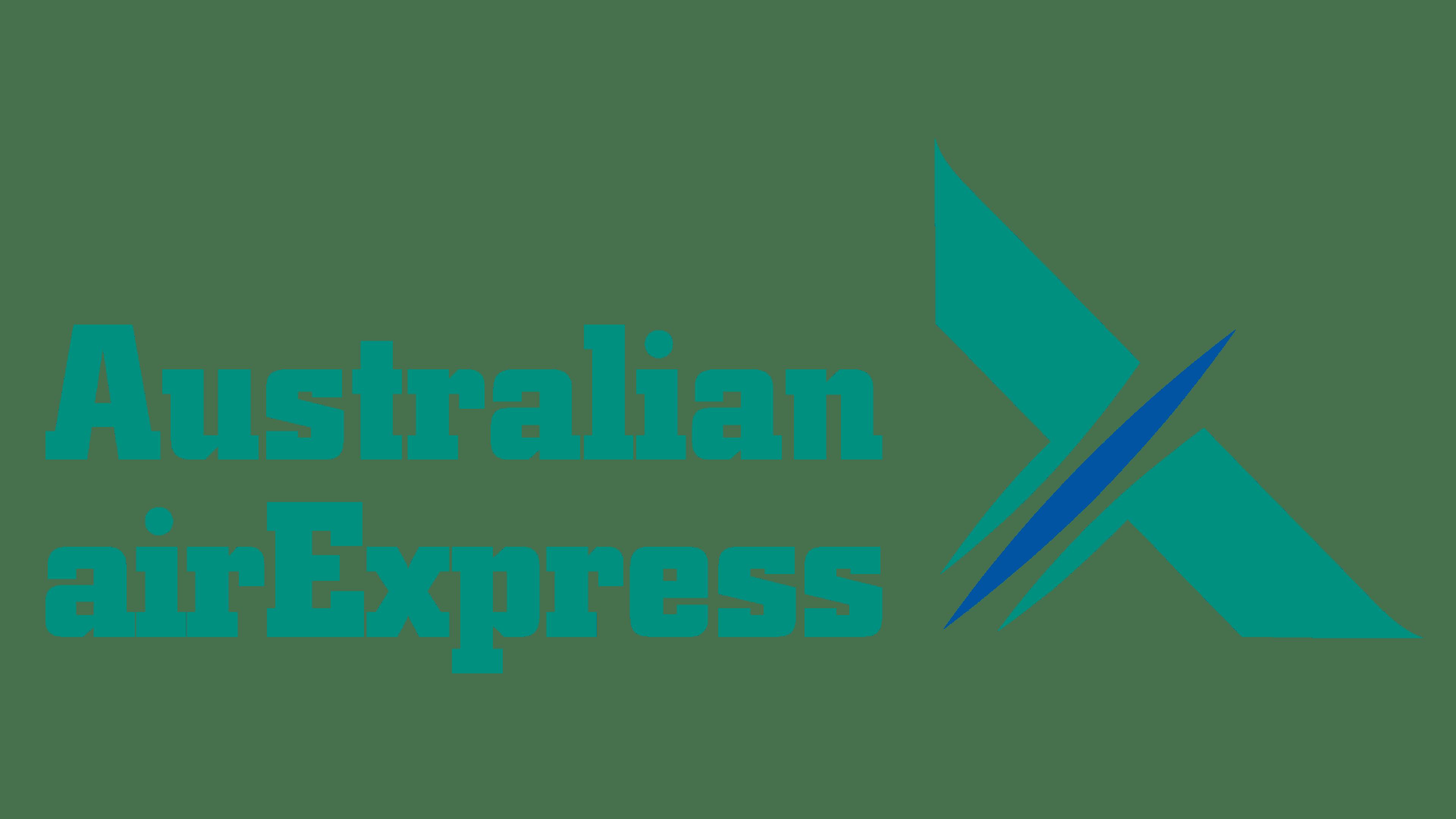 Australian air Express Logo Logo