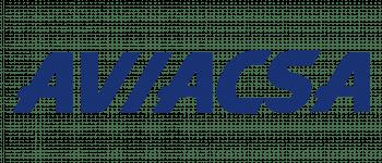 Aviacsa Logo Logo
