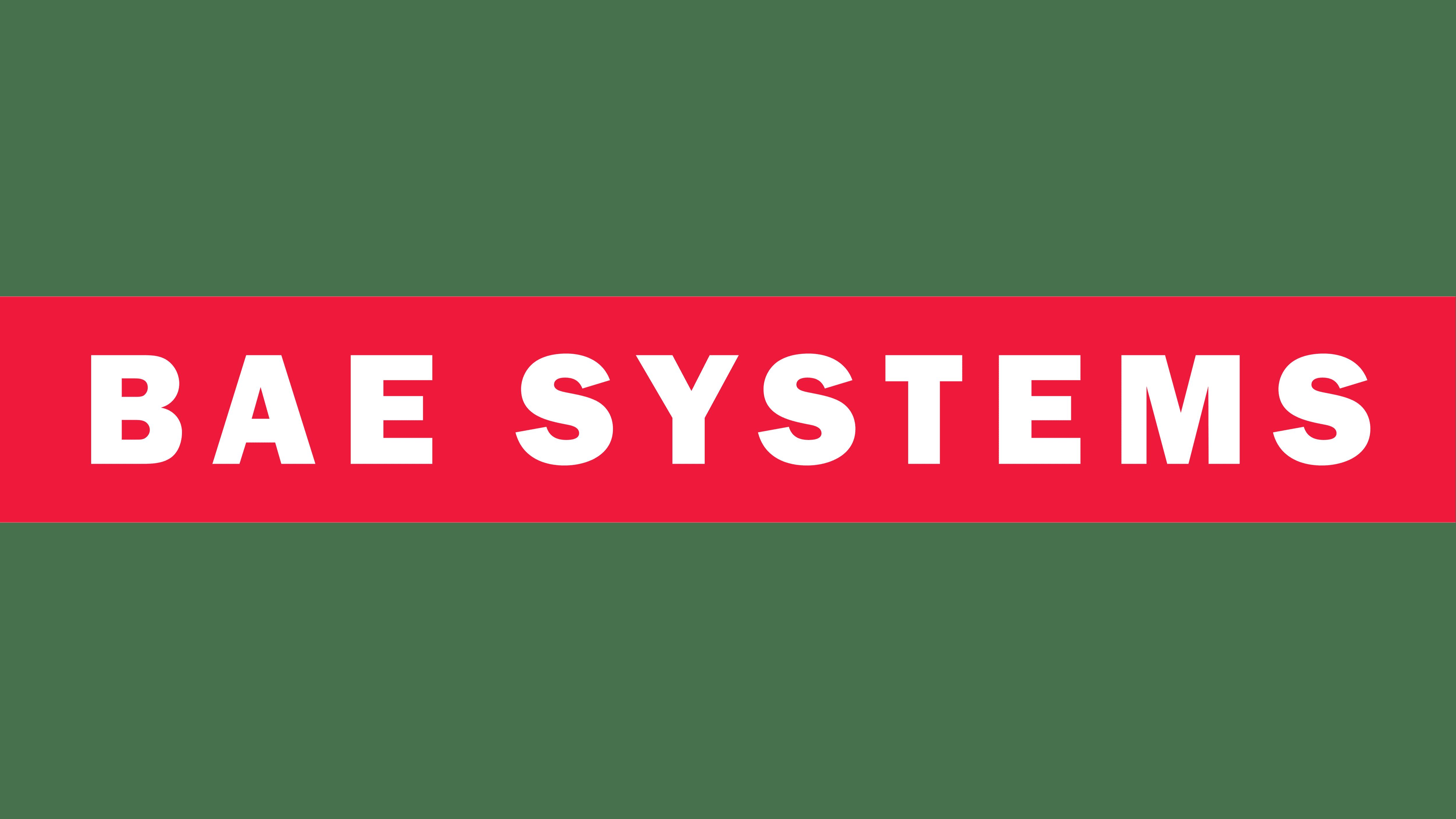 BAE Systems Logo Logo