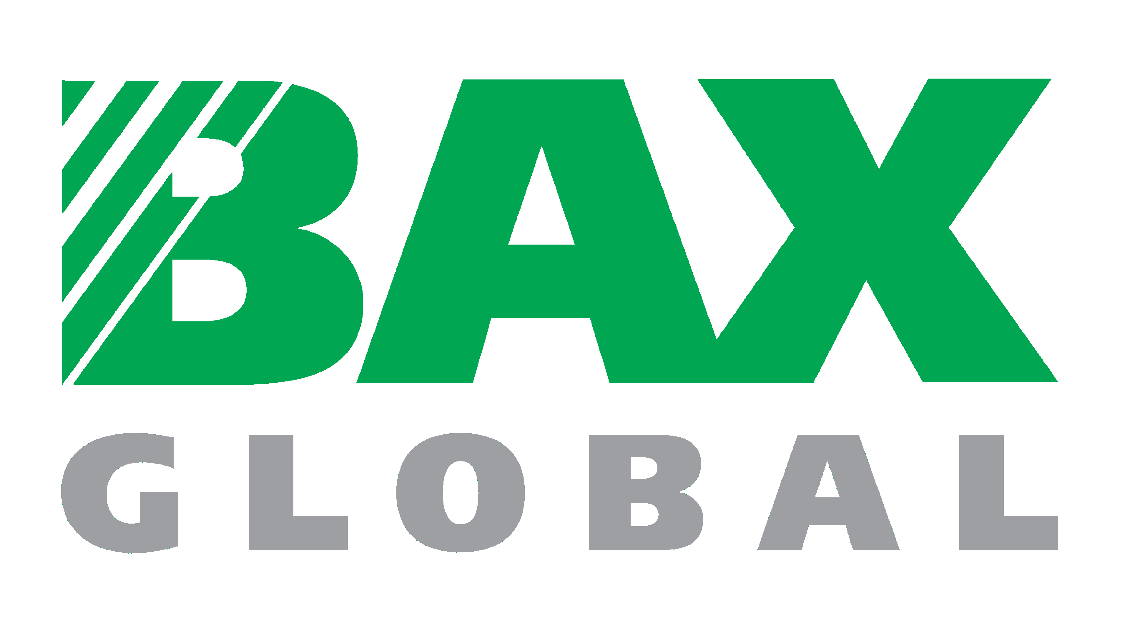 BAX Global Logo Logo