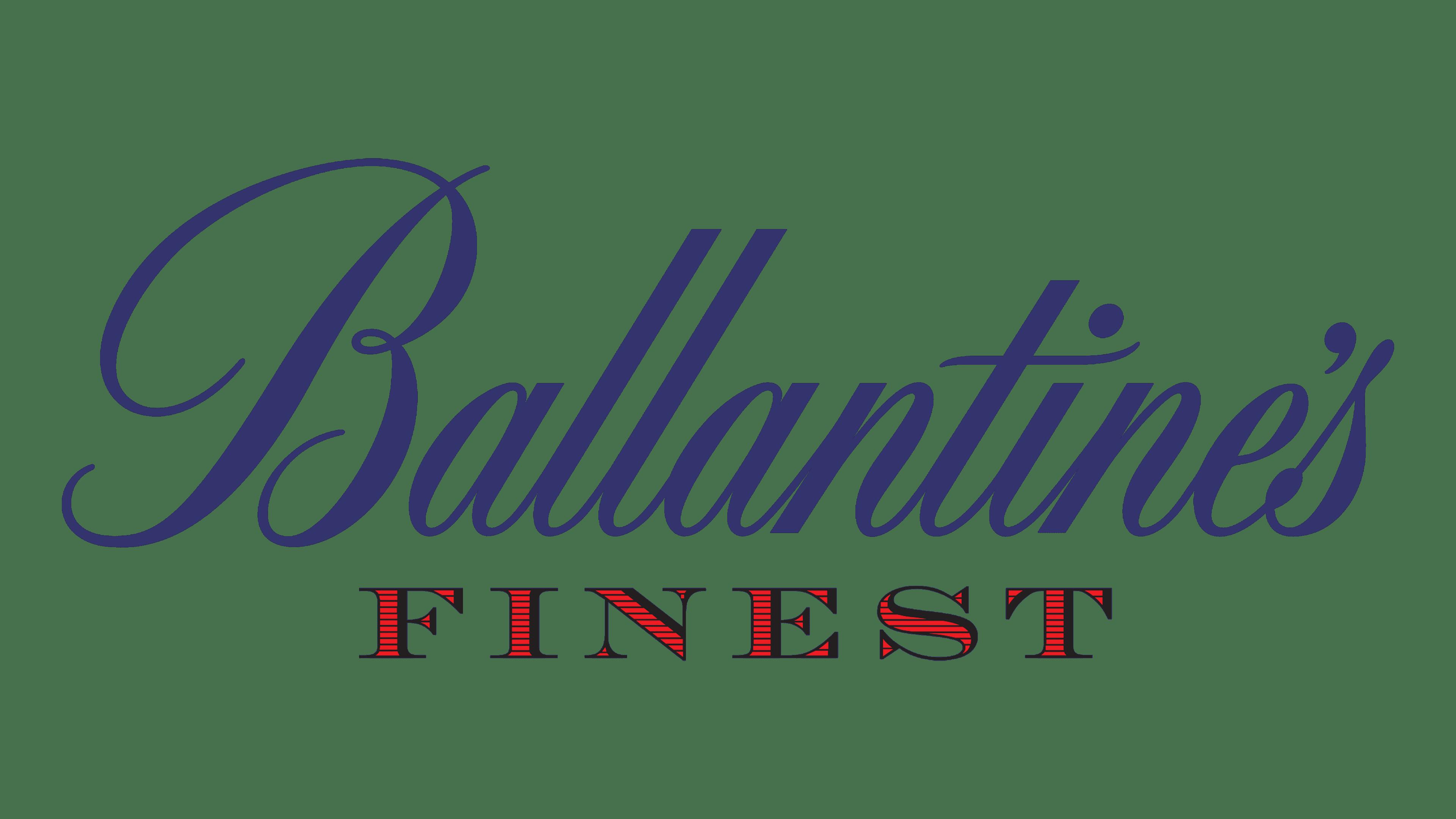 Ballantine's Logo Logo