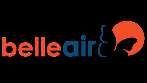 Belle Air Europe Logo