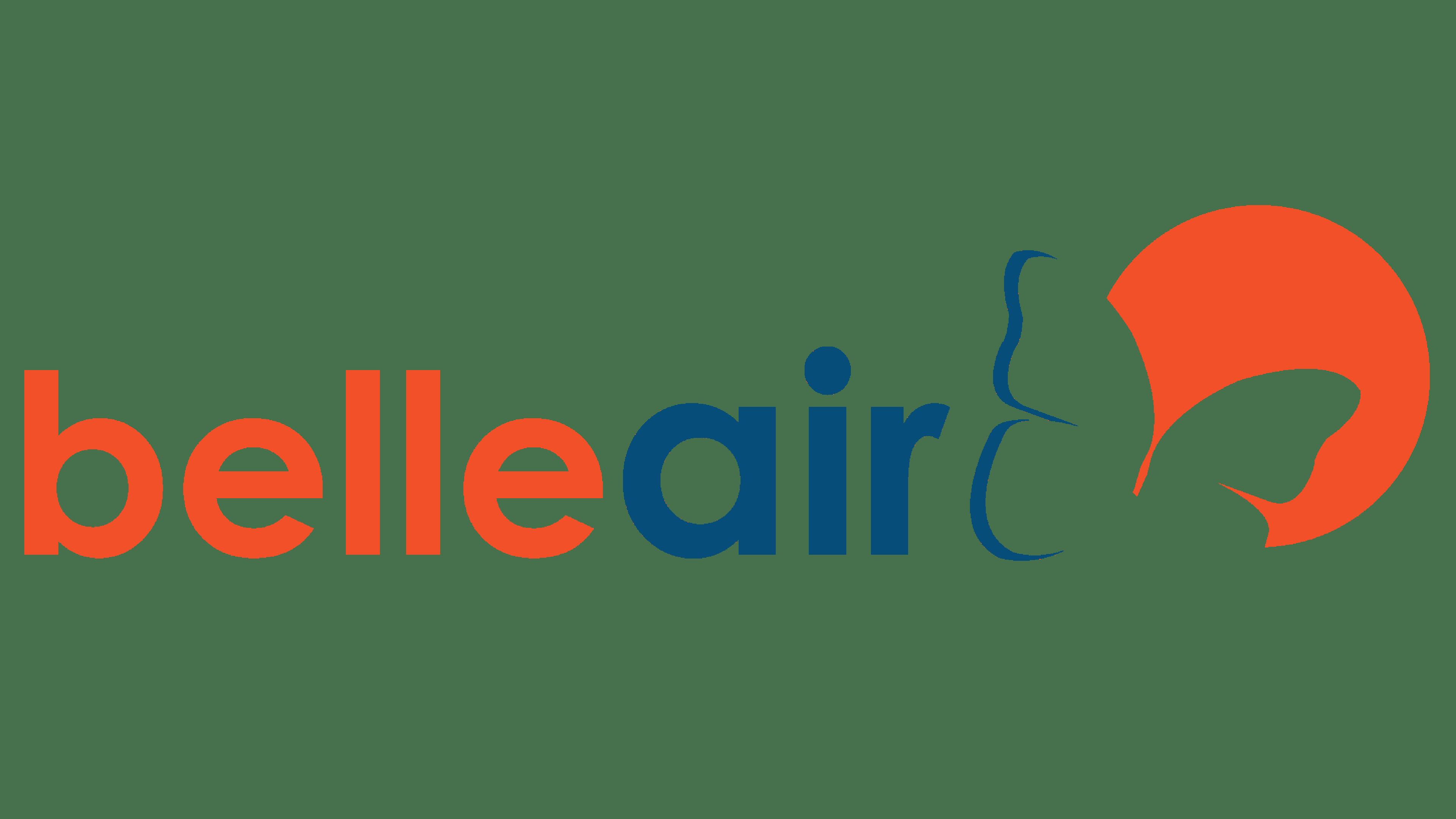 Belle Air Europe Logo Logo