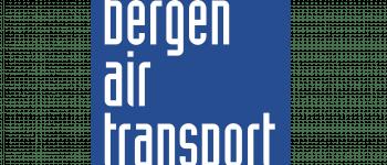 Bergen Air Transport Logo Logo