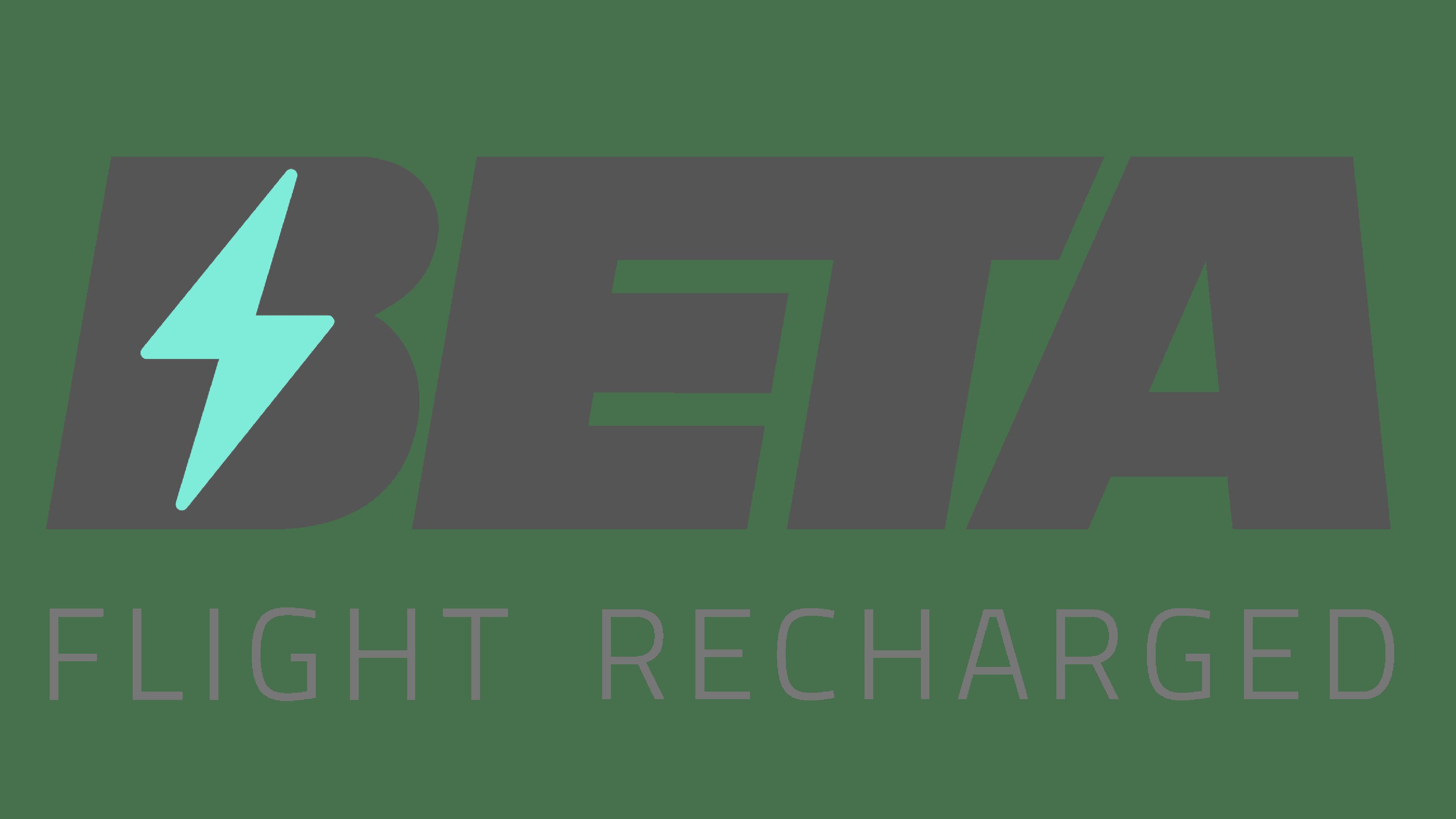Beta Technologies Logo Logo