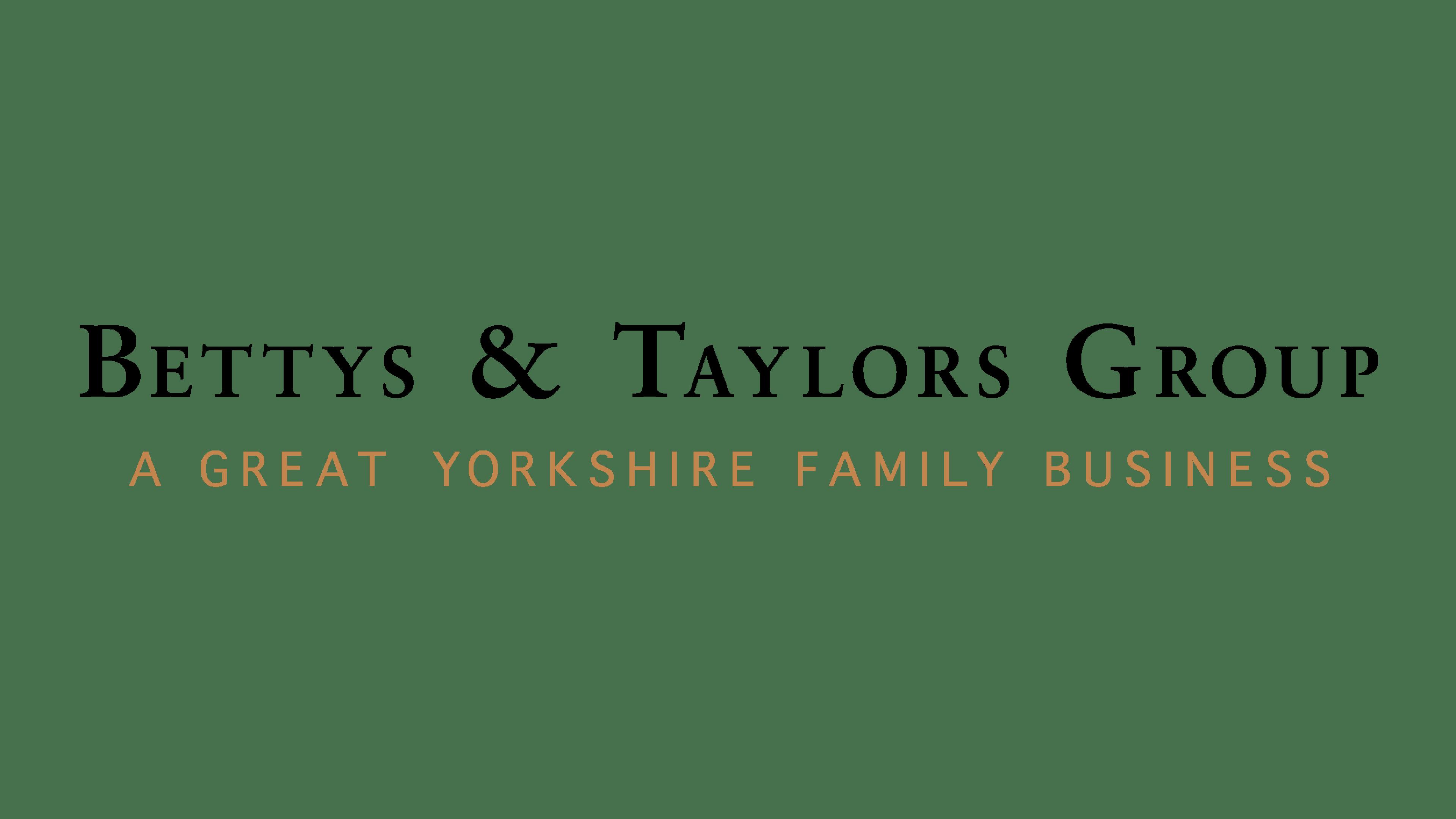 Bettys and Taylors of Harrogate Logo Logo